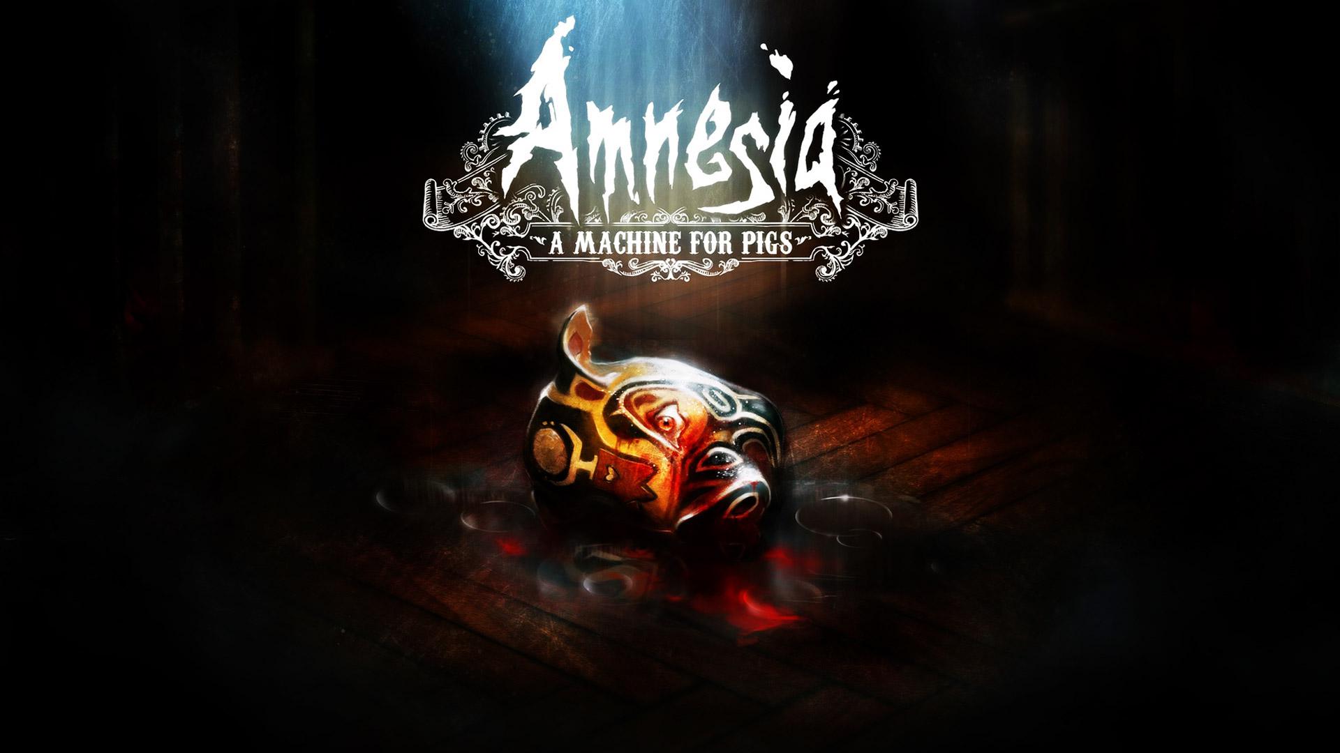 Free Amnesia: A Machine for Pigs Wallpaper in 1920x1080