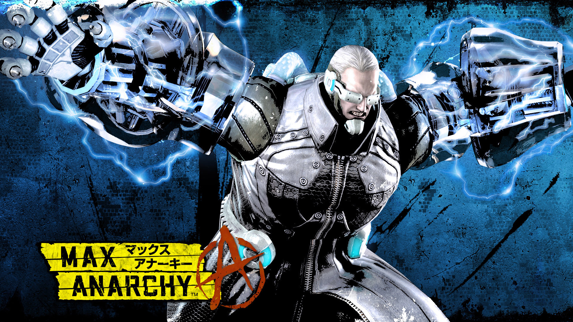 Anarchy Reigns Wallpaper in 1920x1080