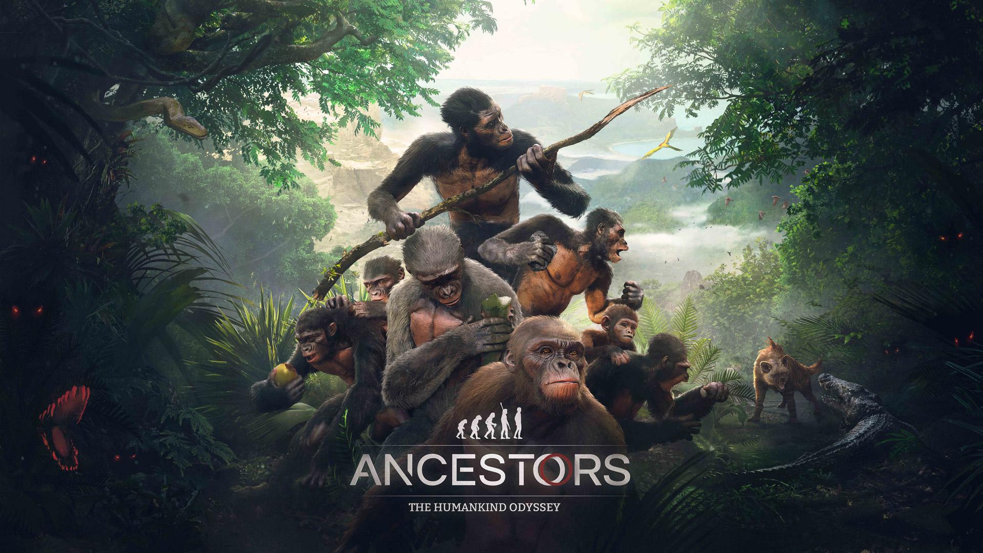 Free Ancestors: The Humankind Odyssey Wallpaper in 1920x1080