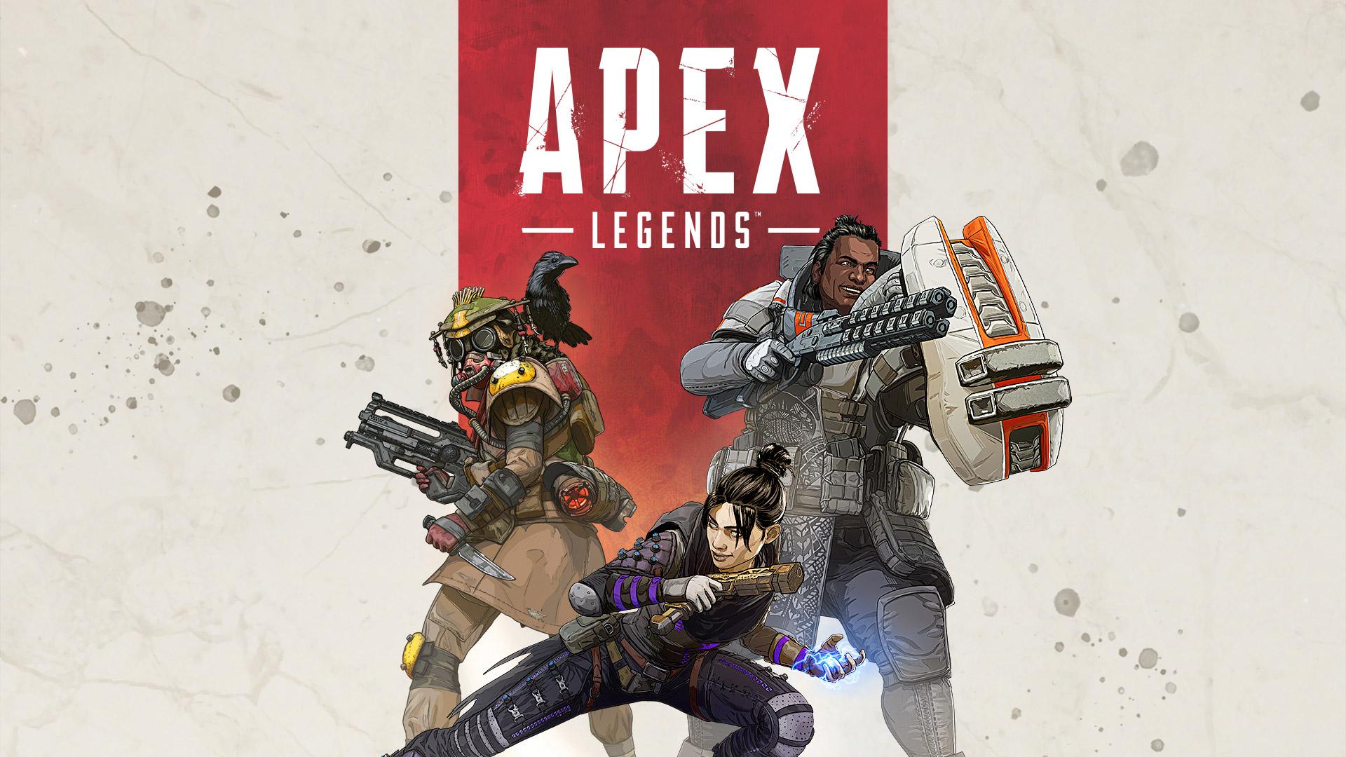 Apex Legends Wallpaper in 1920x1080