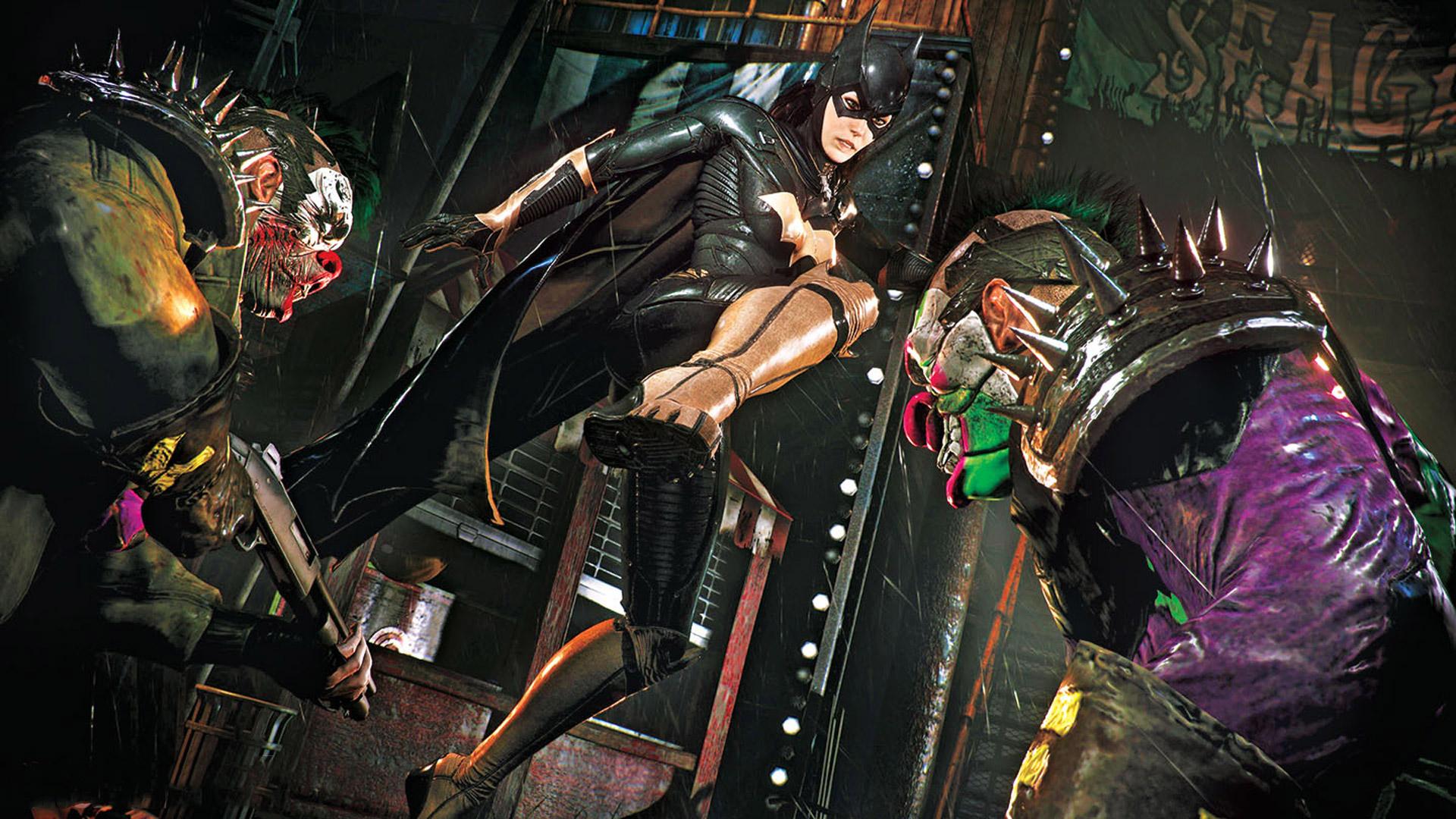 Batman: Arkham Knight Wallpaper in 1920x1080