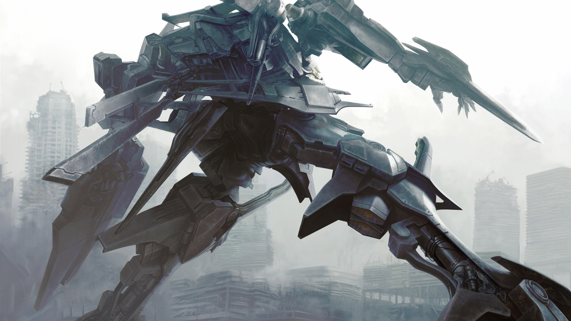 Free Armored Core 4 Wallpaper in 1920x1080