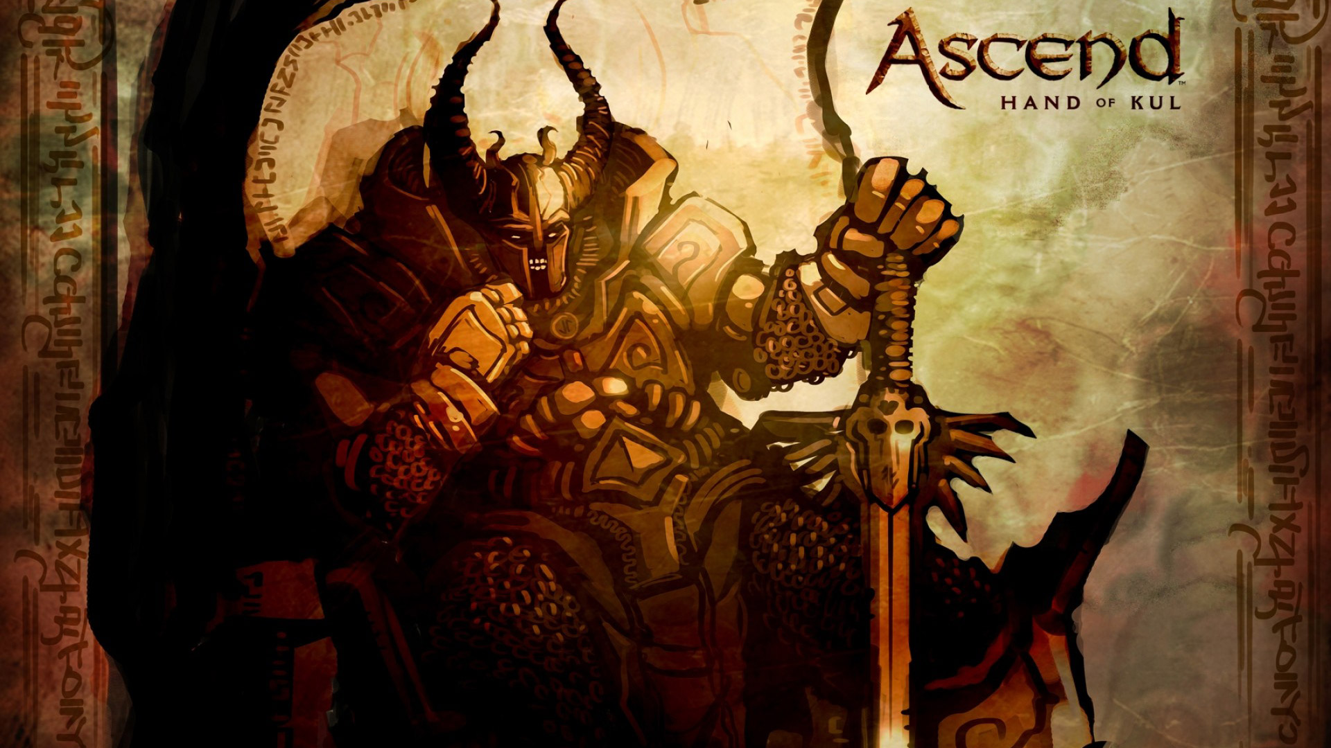 Ascend: Hand of Kul Wallpaper in 1920x1080