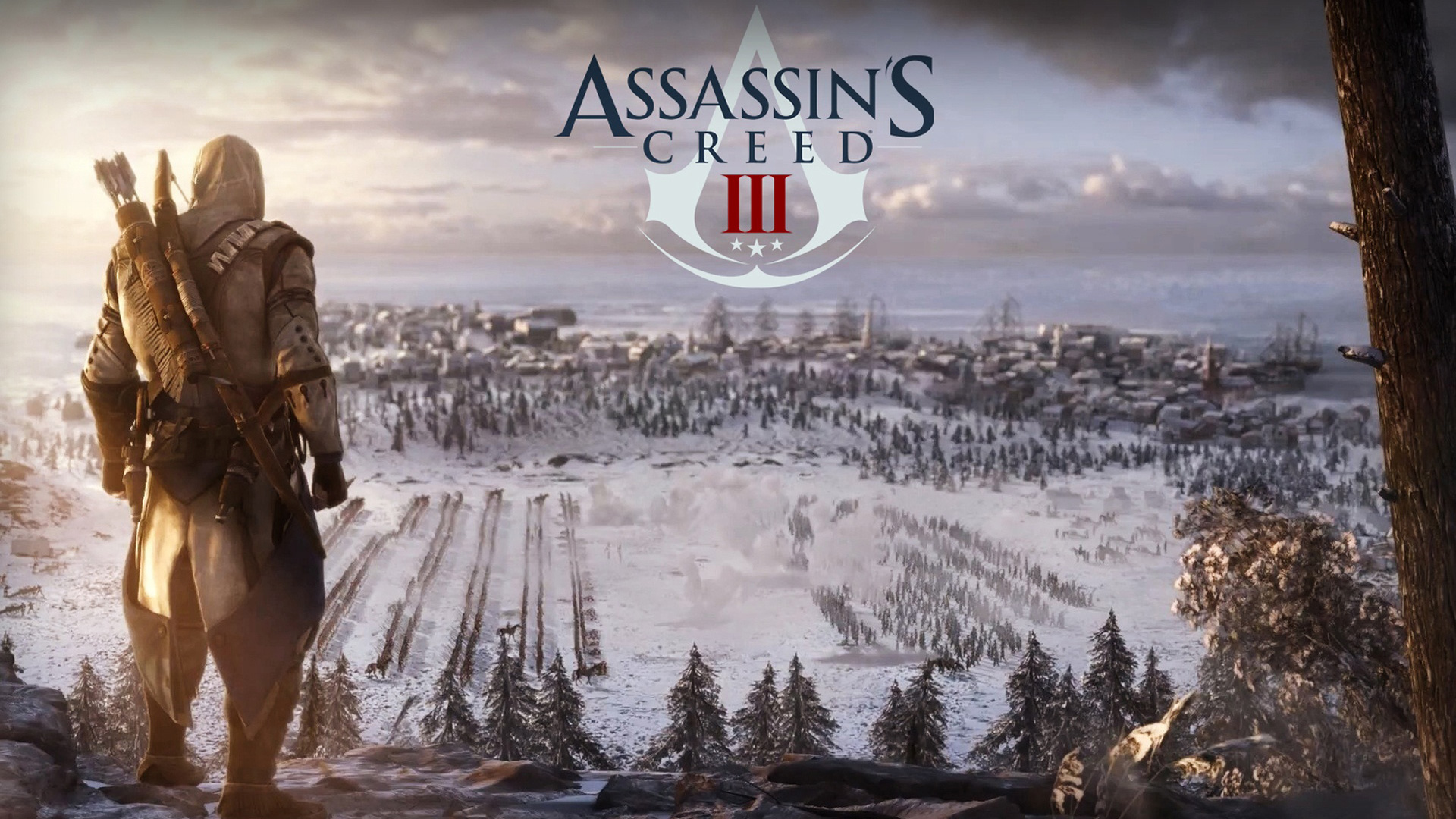 Free Assassin's Creed III Wallpaper in 1920x1080