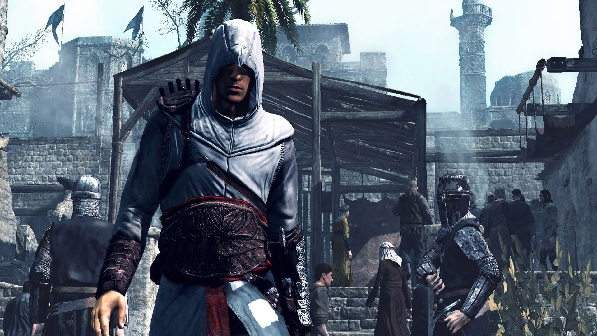 Free Assassin's Creed Wallpaper in 1920x1080