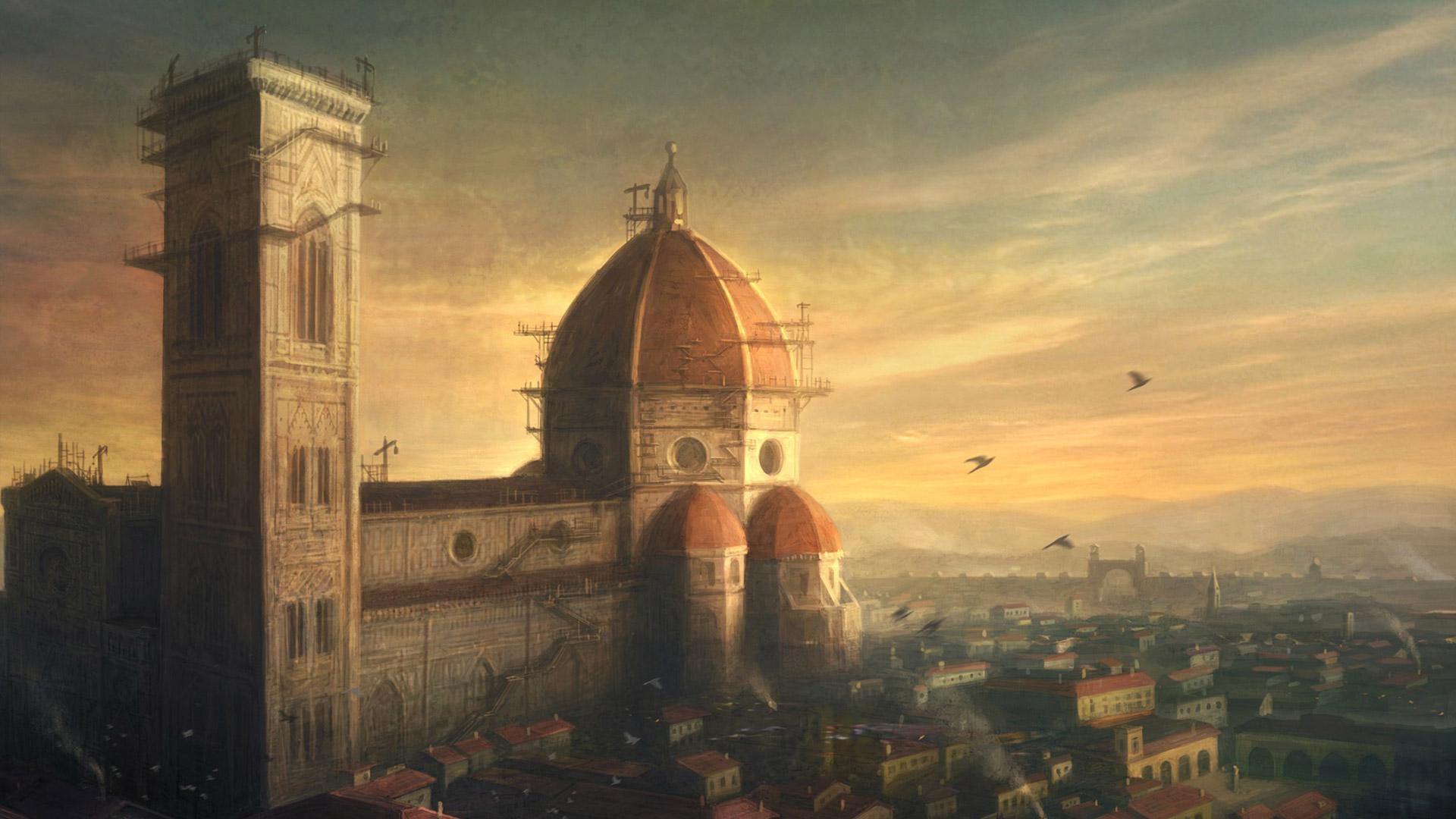 Free Assassin's Creed: Brotherhood Wallpaper in 1920x1080