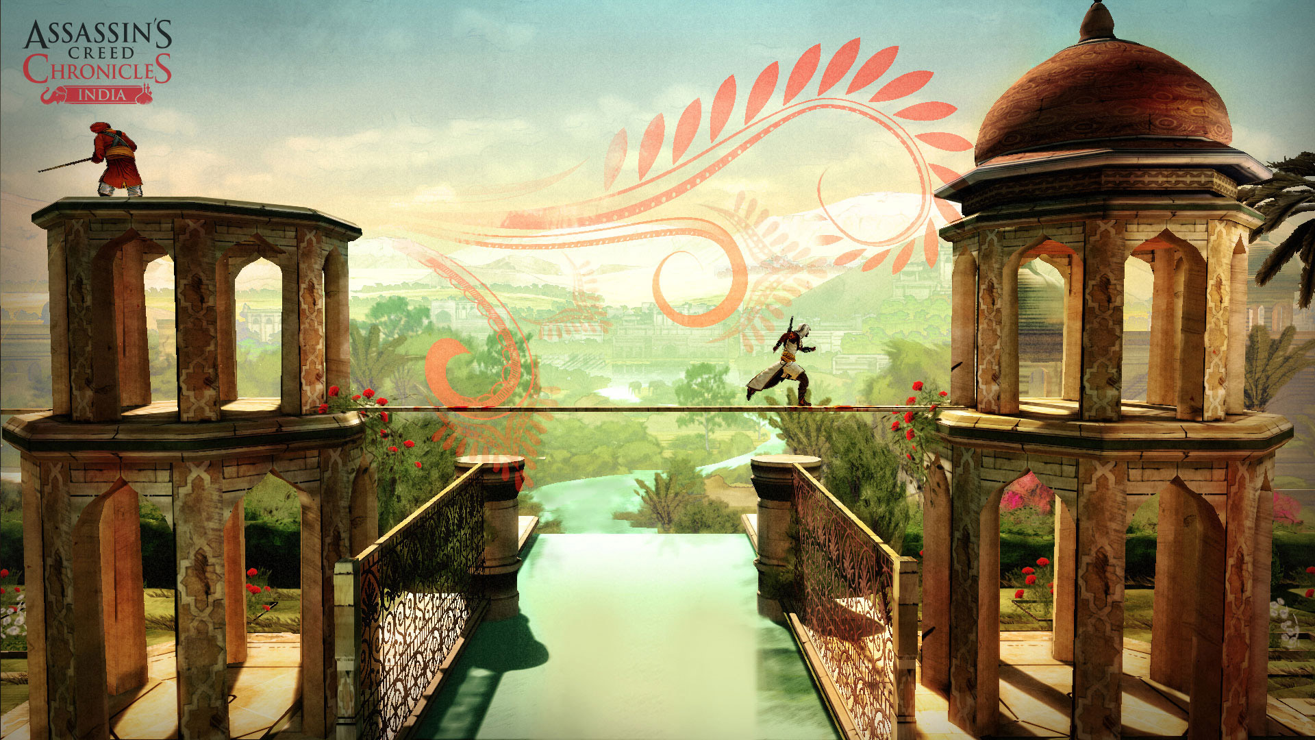 Free Assassin's Creed Chronicles: India Wallpaper in 1920x1080