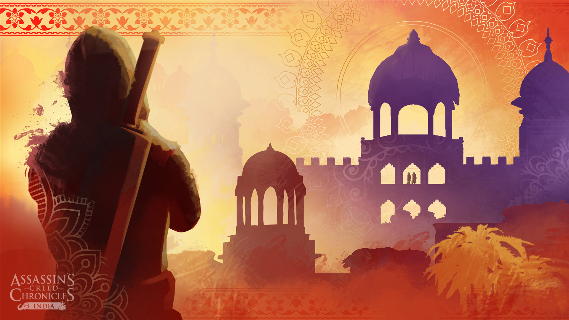 Assassin's Creed Chronicles: India Wallpaper in 1920x1080