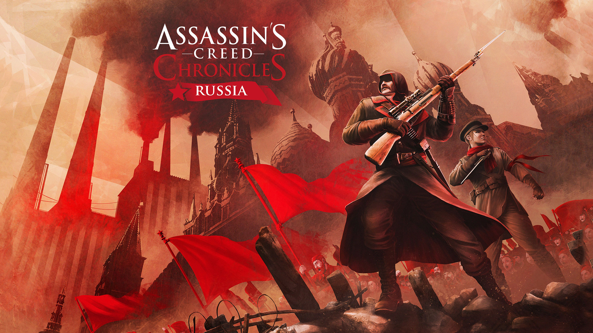 Assassin's Creed Chronicles: Russia Wallpaper in 1920x1080