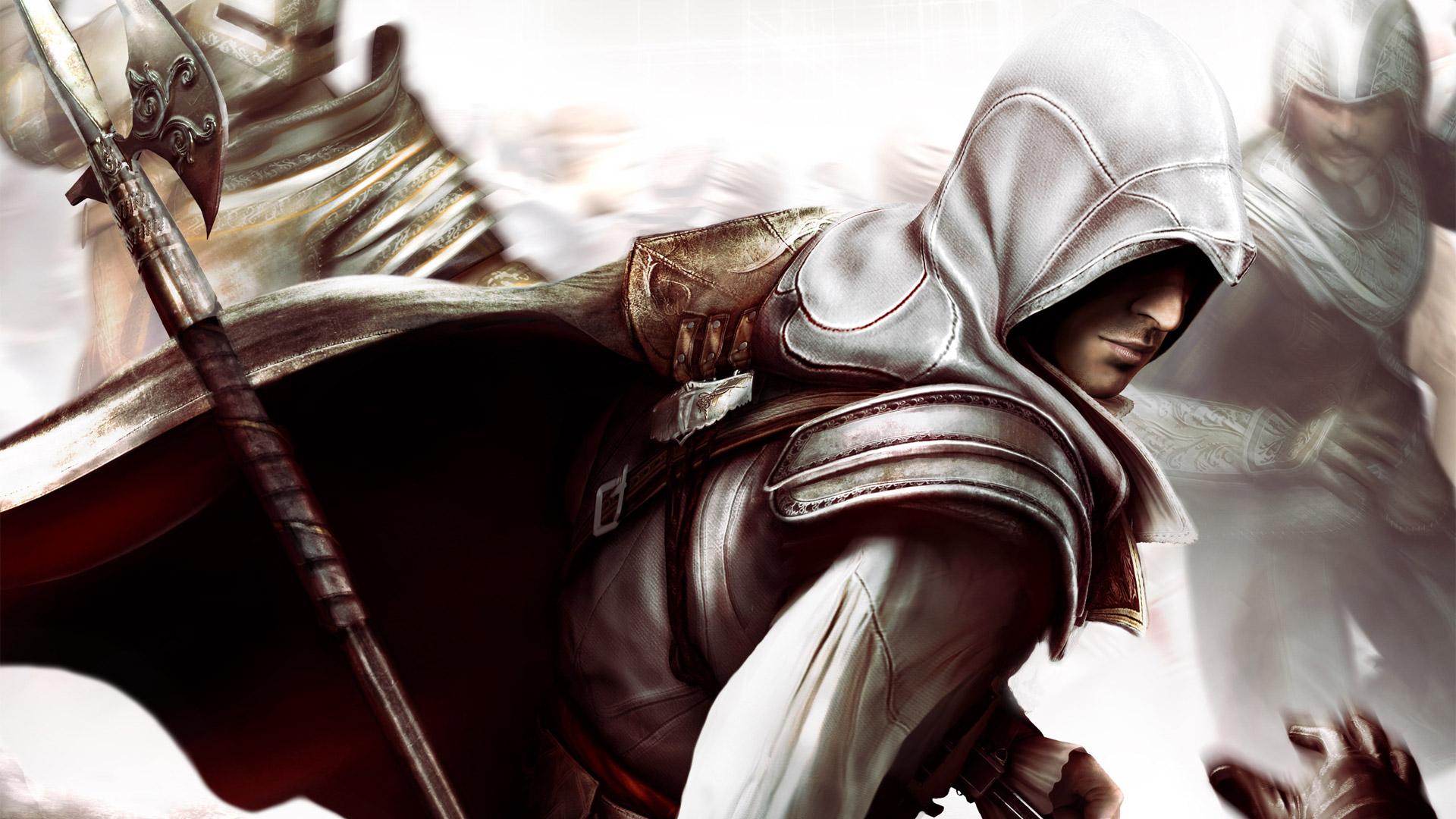 Assassin's Creed II Wallpaper in 1920x1080