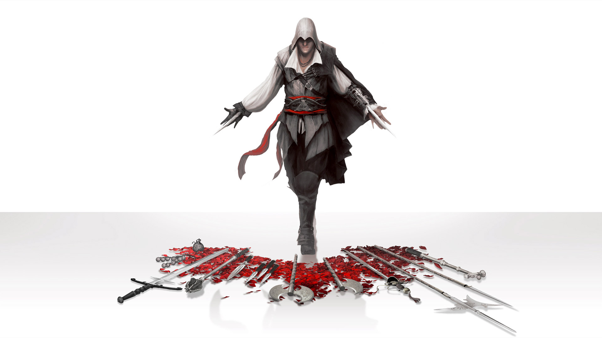 Free Assassin's Creed II Wallpaper in 1920x1080