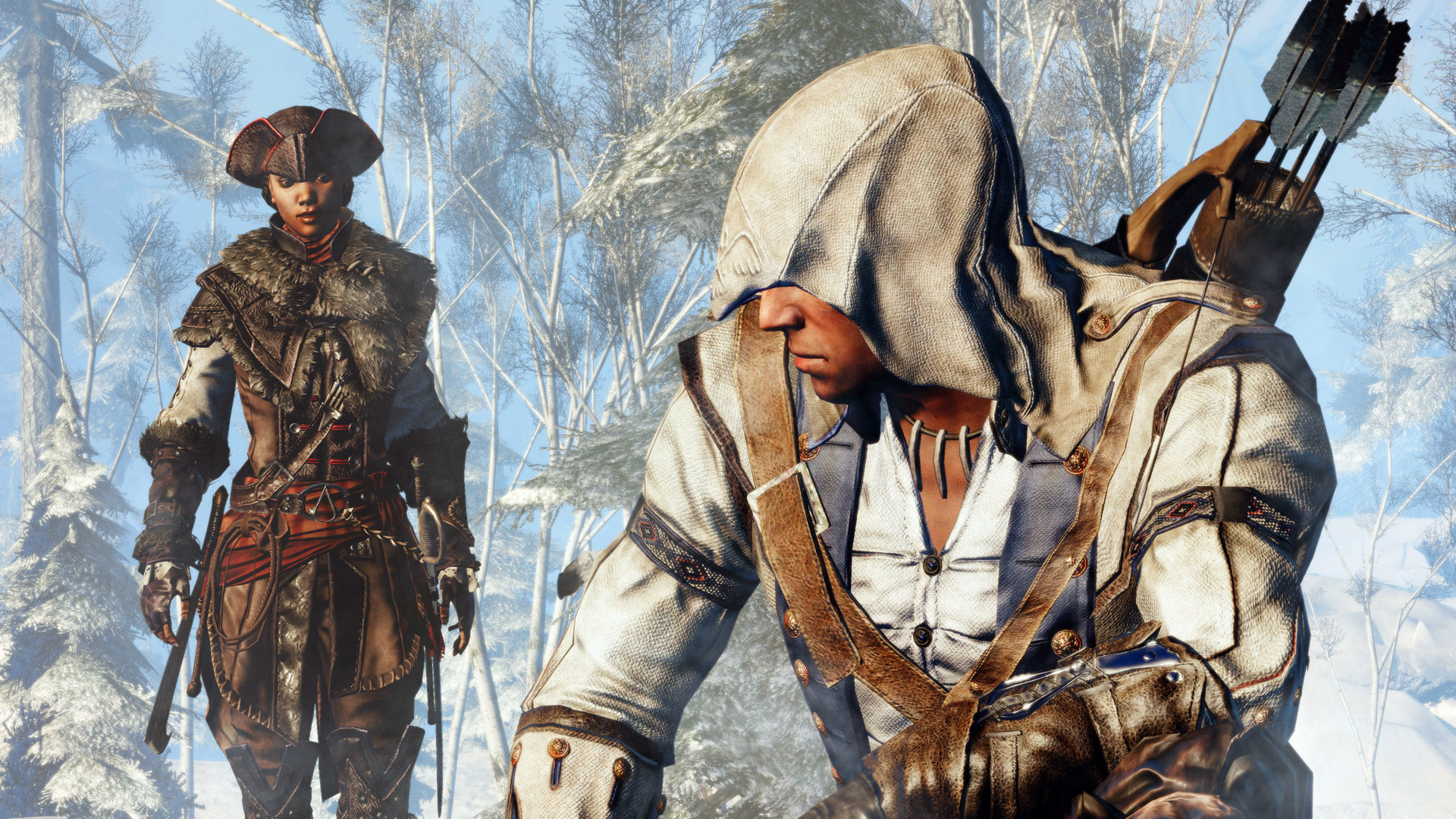 Assassin's Creed III: Liberation Wallpaper in 1920x1080