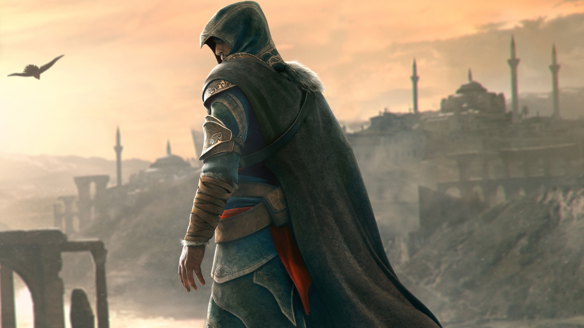 Free Assassin's Creed: Revelations Wallpaper in 1920x1080