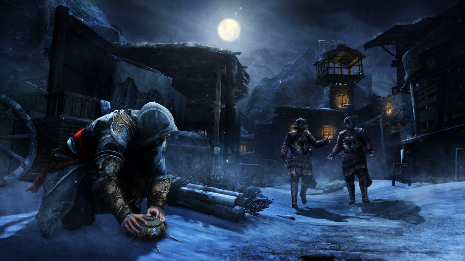 Assassin's Creed: Revelations Wallpaper in 1920x1080