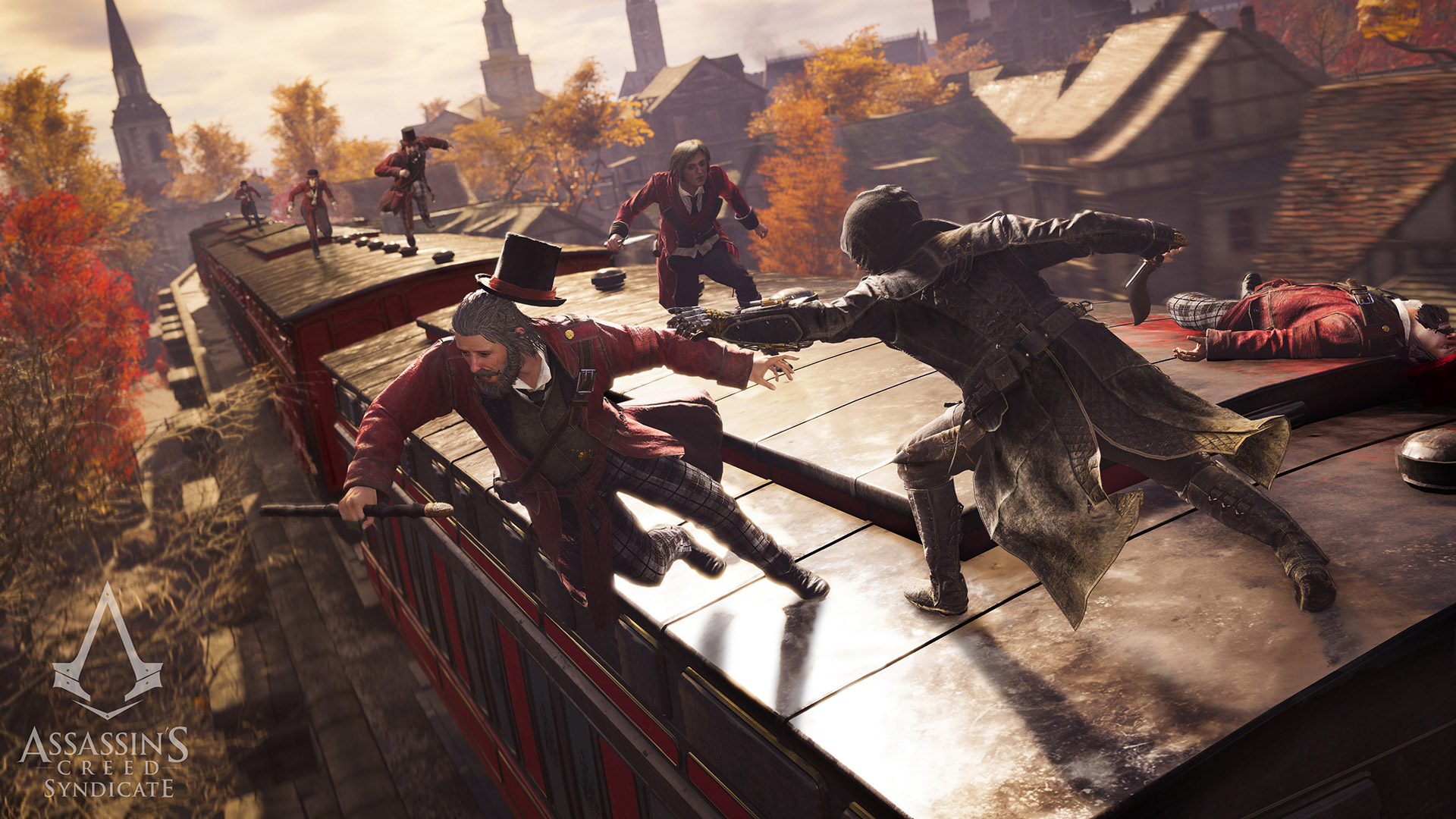Free Assassin's Creed: Syndicate Wallpaper in 1920x1080