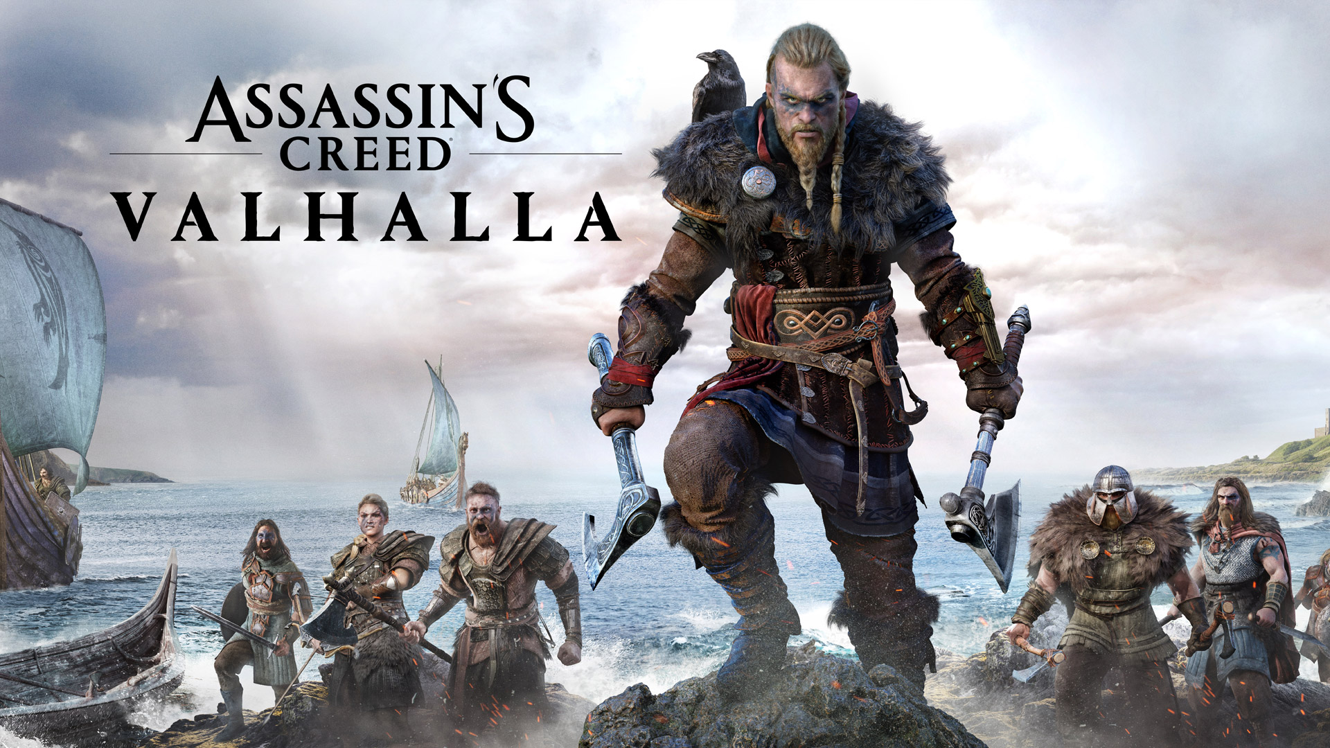 Free Assassin's Creed Valhalla Wallpaper in 1920x1080