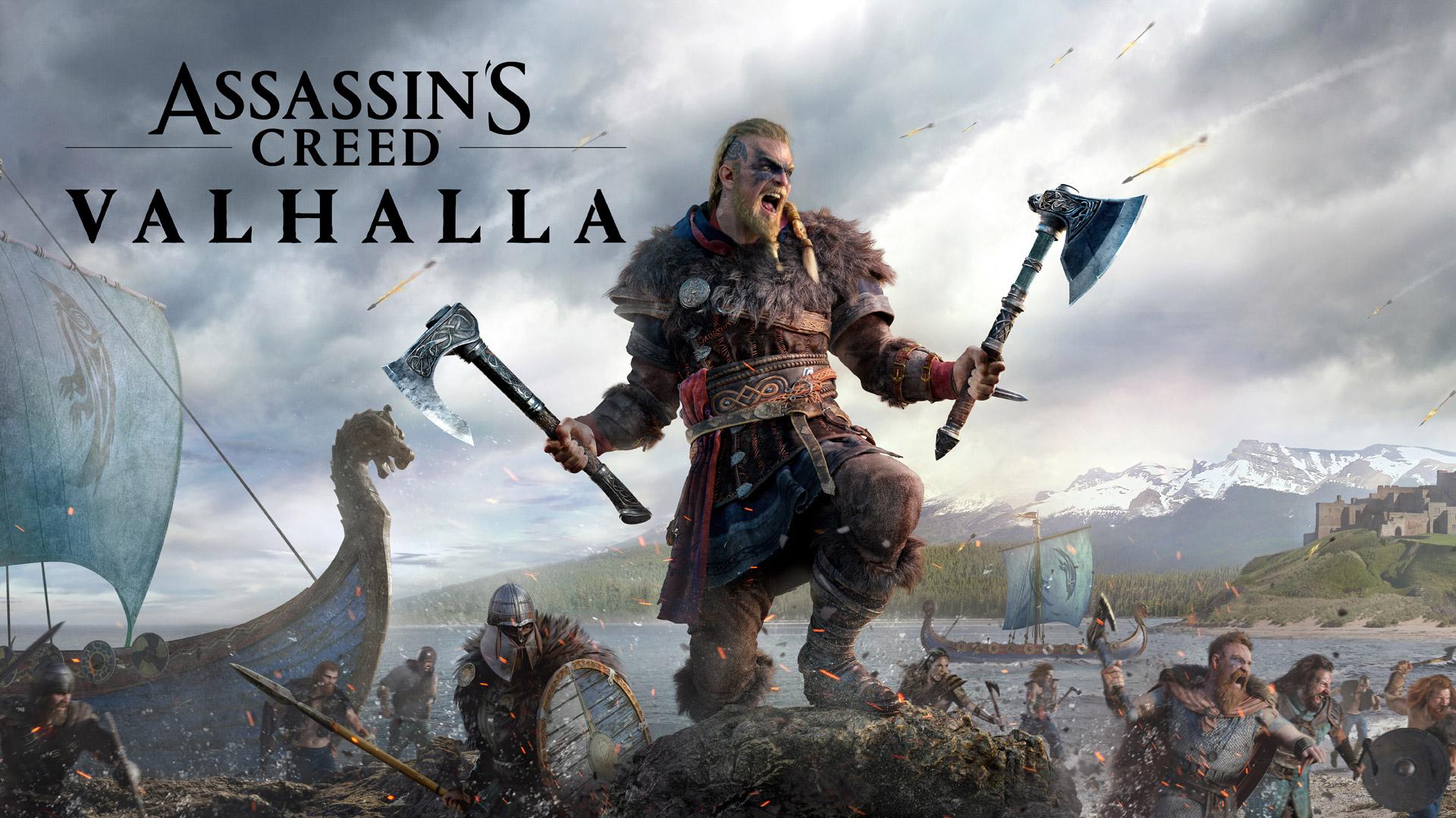 Assassin's Creed Valhalla Wallpaper in 1920x1080
