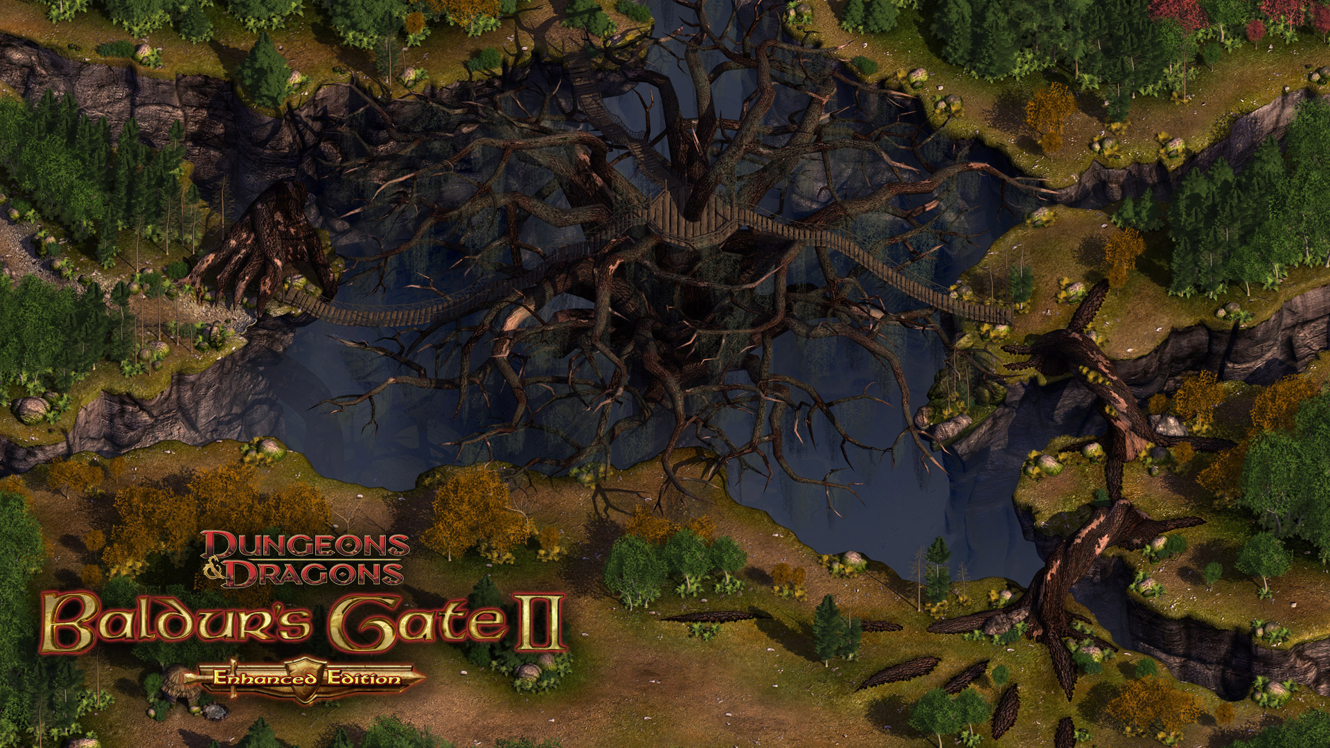 Free Baldur's Gate II Wallpaper in 1920x1080