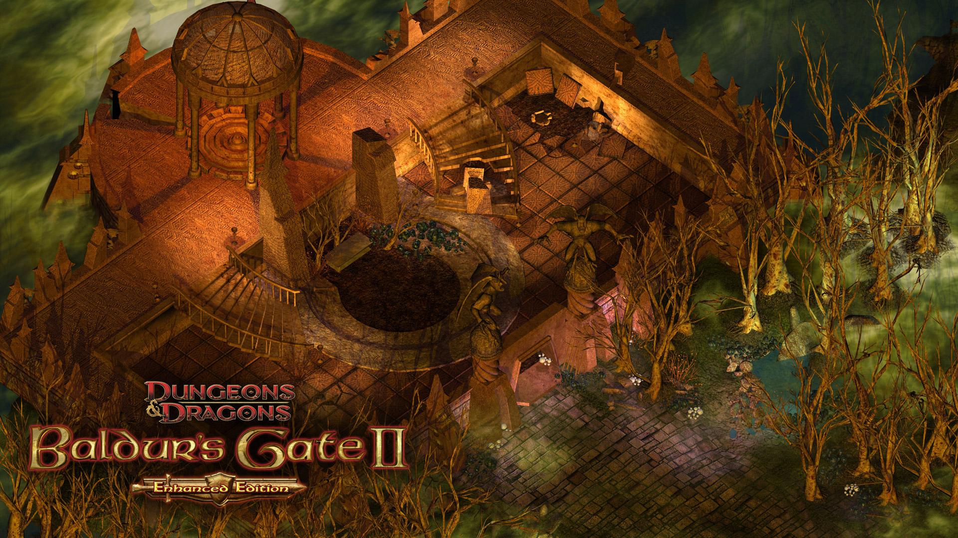 Free Baldur's Gate II Wallpaper in 1920x1080