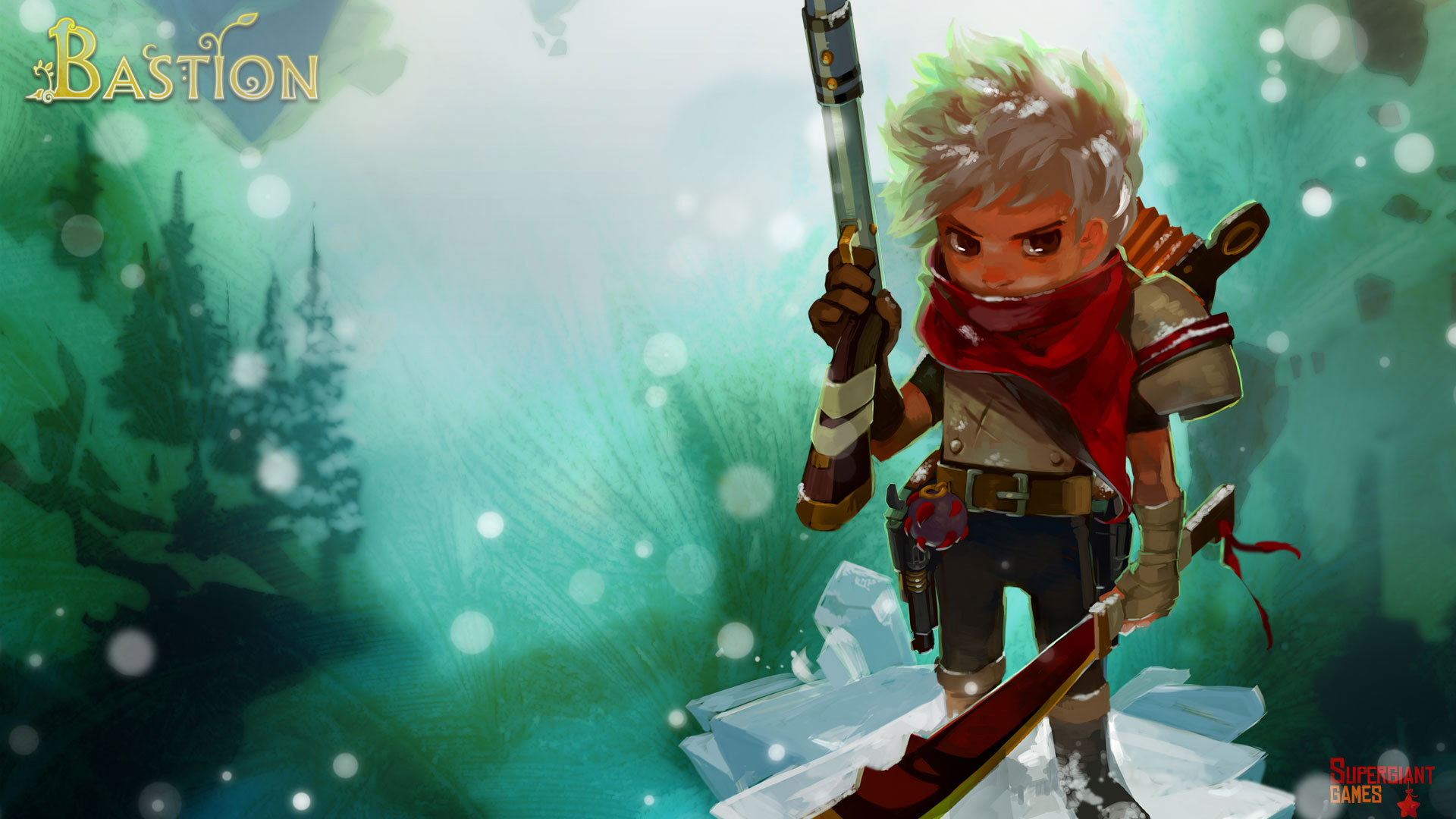 Free Bastion Wallpaper in 1920x1080