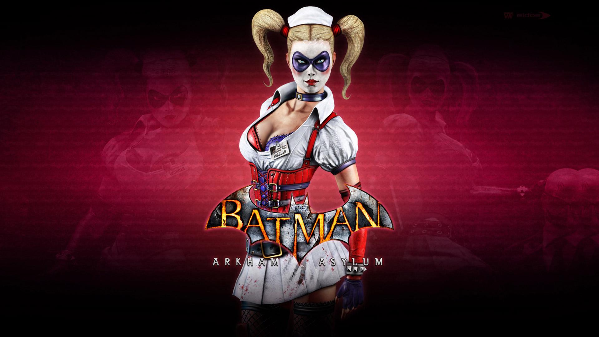 Batman: Arkham Asylum Wallpaper in 1920x1080