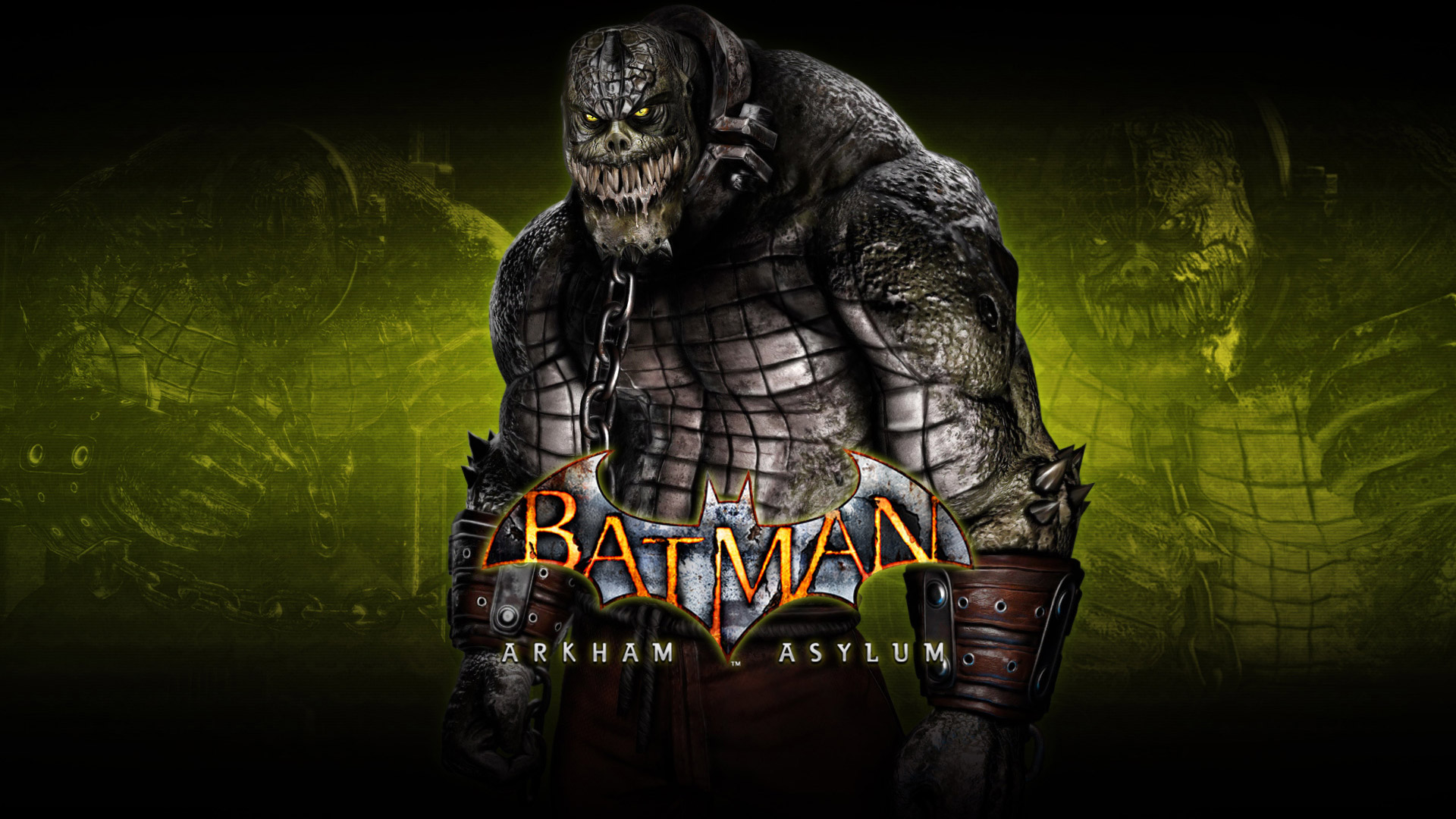 Free Batman: Arkham Asylum Wallpaper in 1920x1080