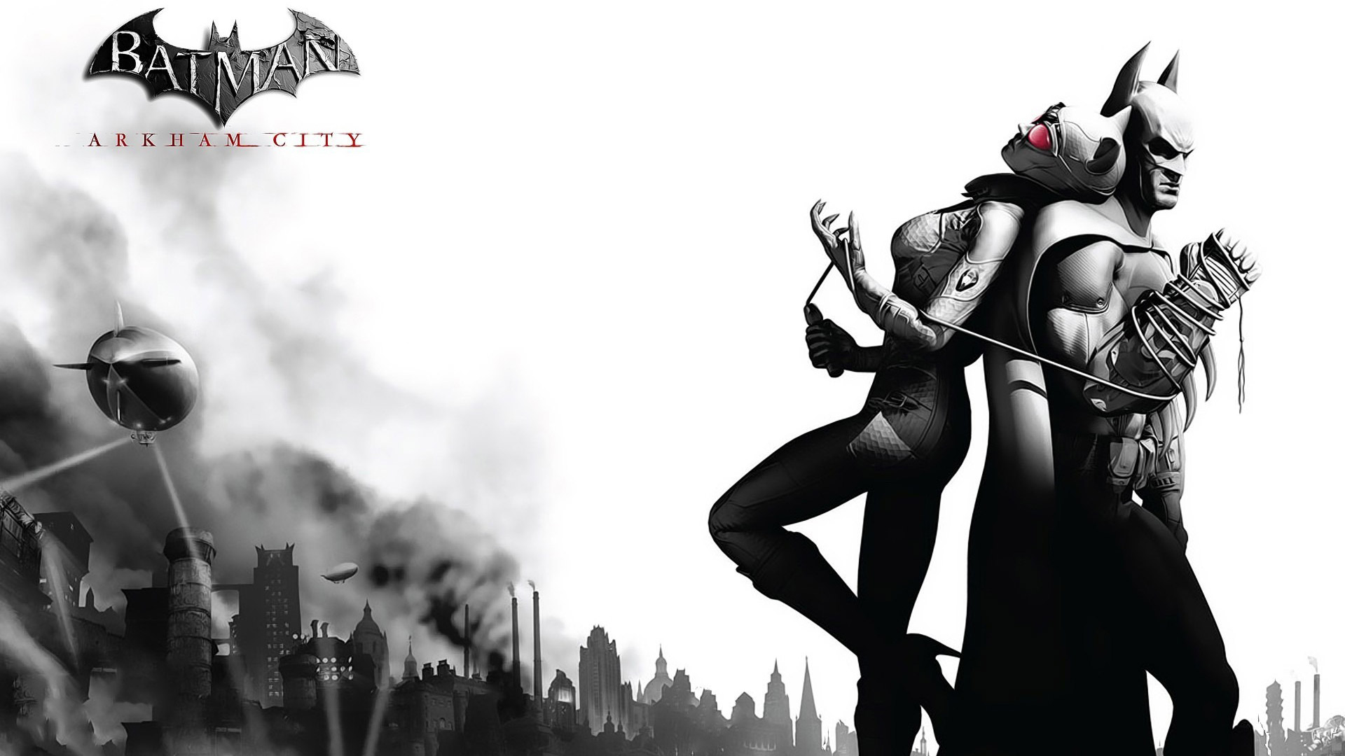 Free Batman: Arkham City Wallpaper in 1920x1080