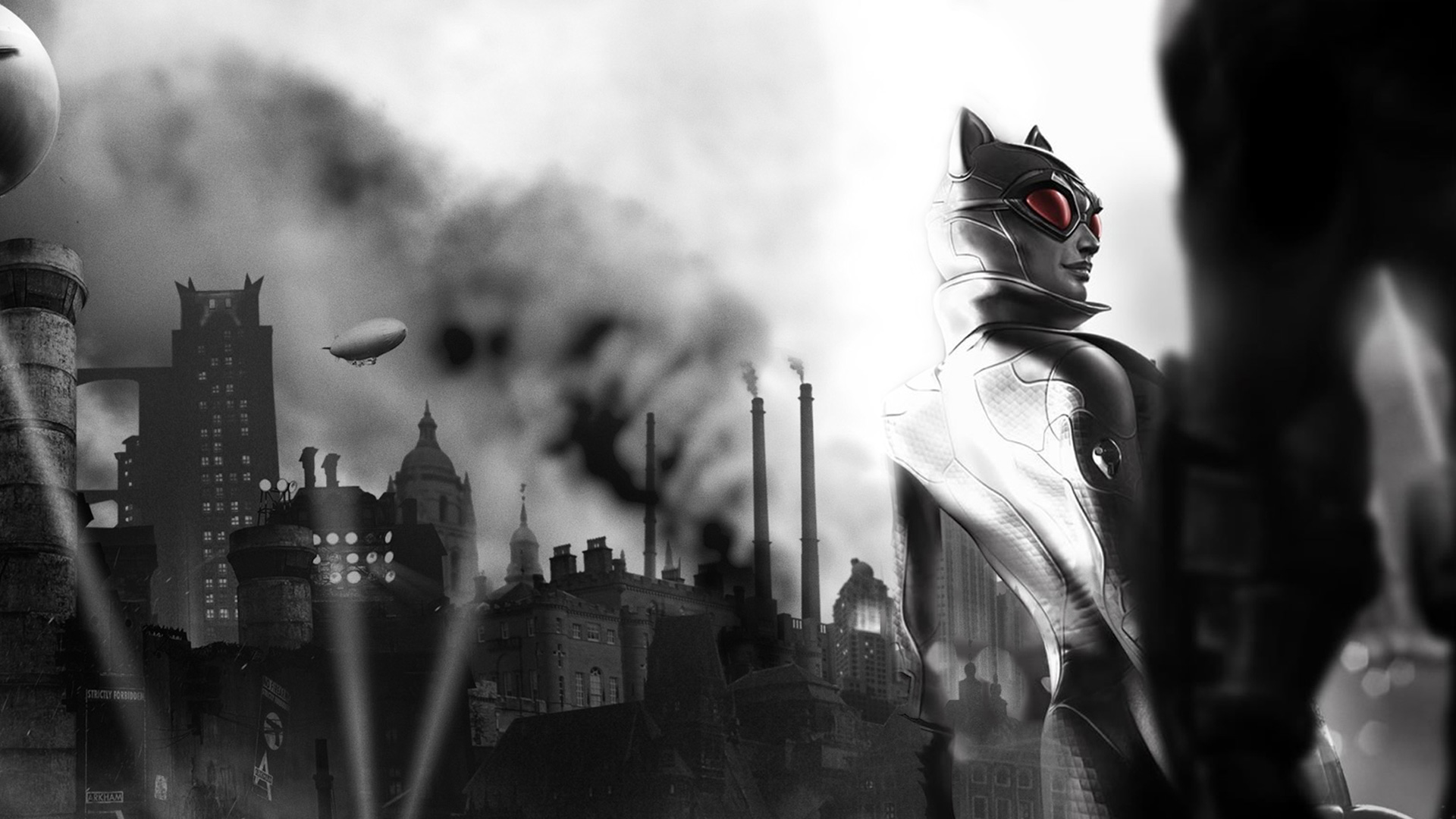 Batman: Arkham City Wallpaper in 1920x1080