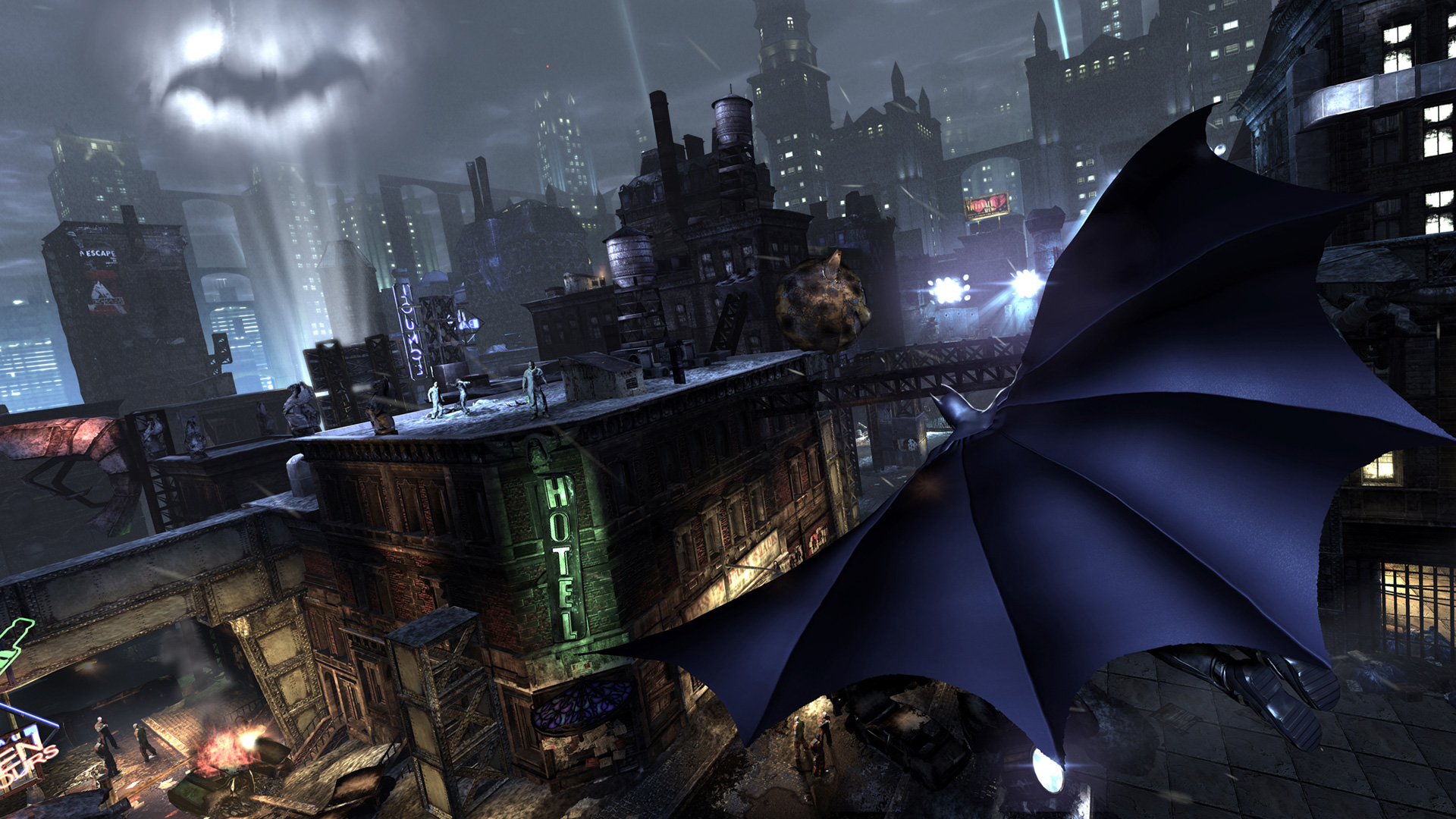Batman: Arkham City Wallpaper in 1920x1080