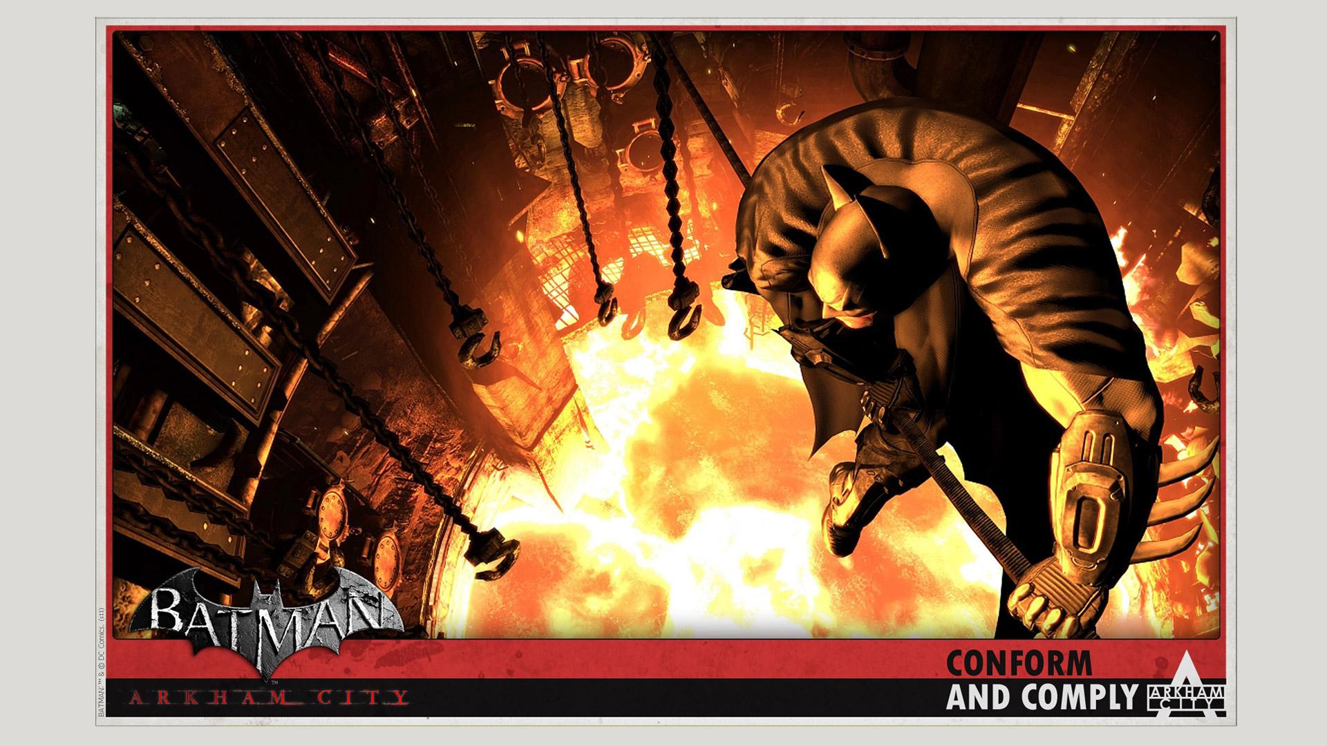 Free Batman: Arkham City Wallpaper in 1920x1080