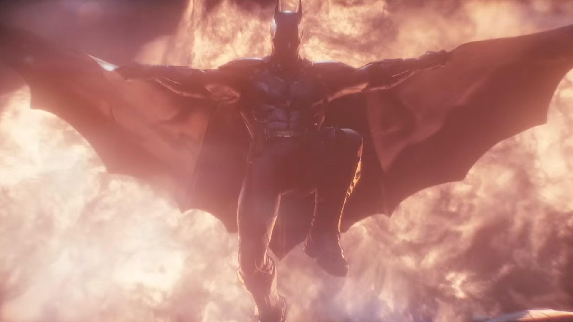 Free Batman: Arkham Knight Wallpaper in 1920x1080