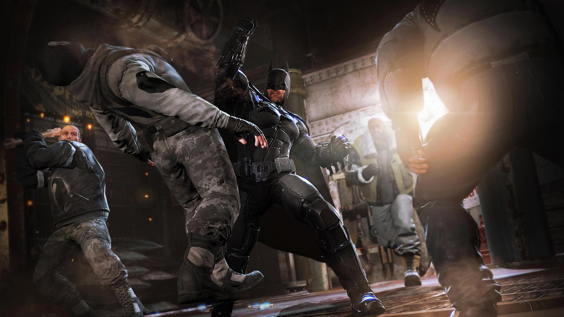 Batman: Arkham Origins Wallpaper in 1920x1080