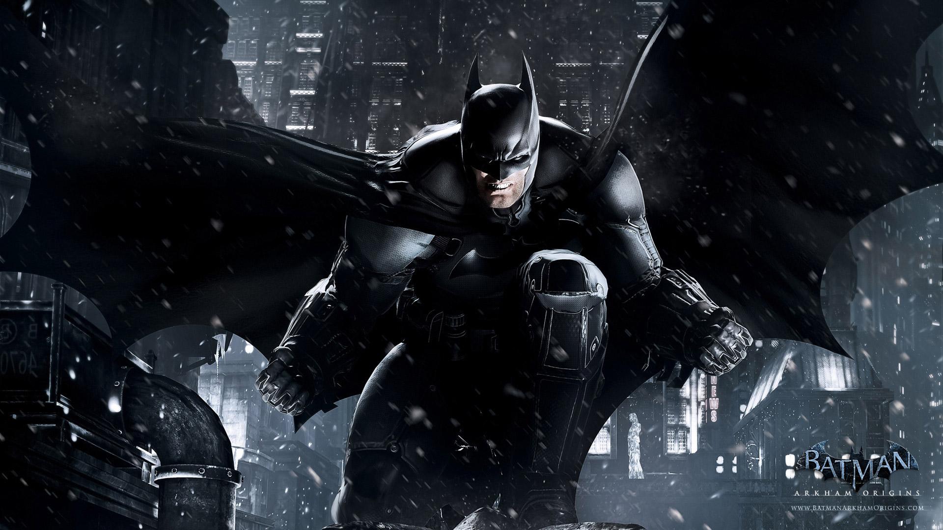 Batman: Arkham Origins Wallpaper in 1920x1080
