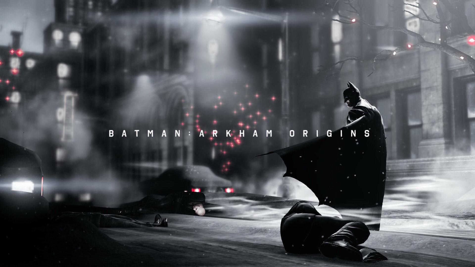 Free Batman: Arkham Origins Wallpaper in 1920x1080