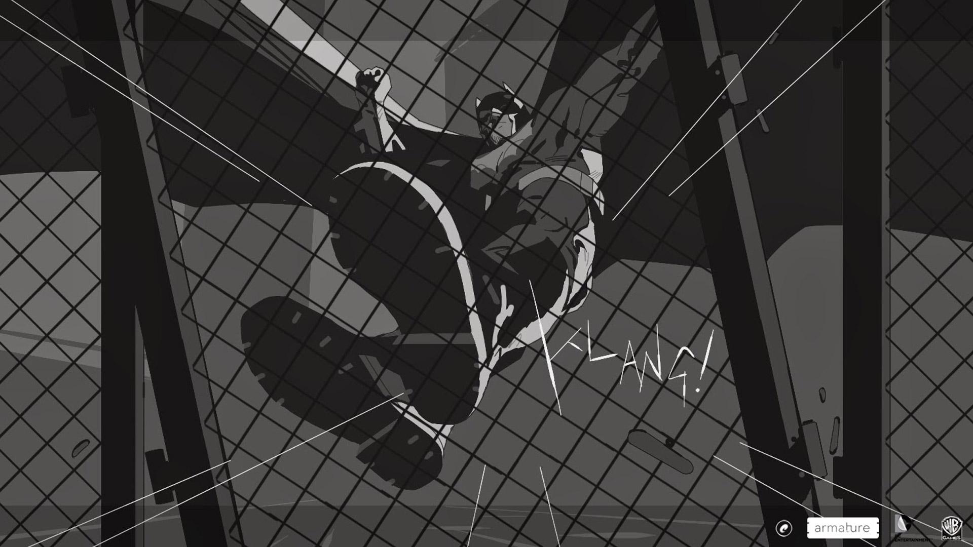 Batman: Arkham Origins Blackgate Wallpaper in 1920x1080