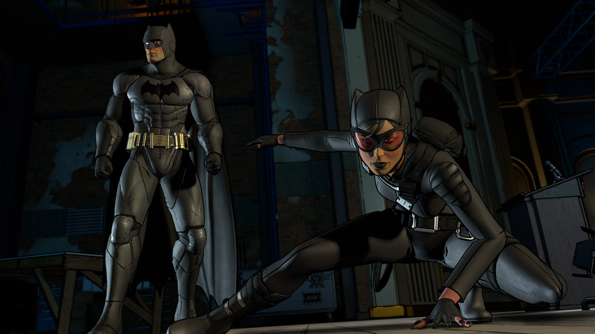Free Batman: The Telltale Series Wallpaper in 1920x1080
