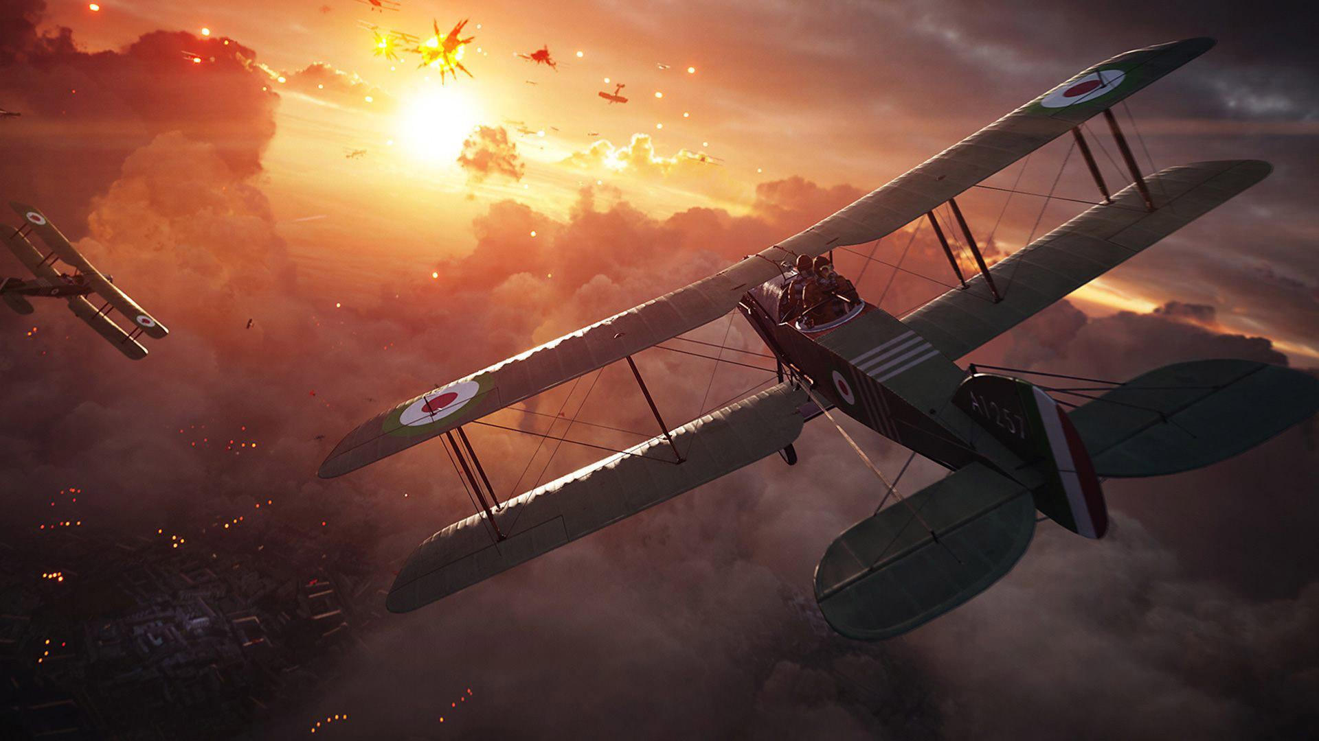 Free Battlefield 1 Wallpaper in 1920x1080