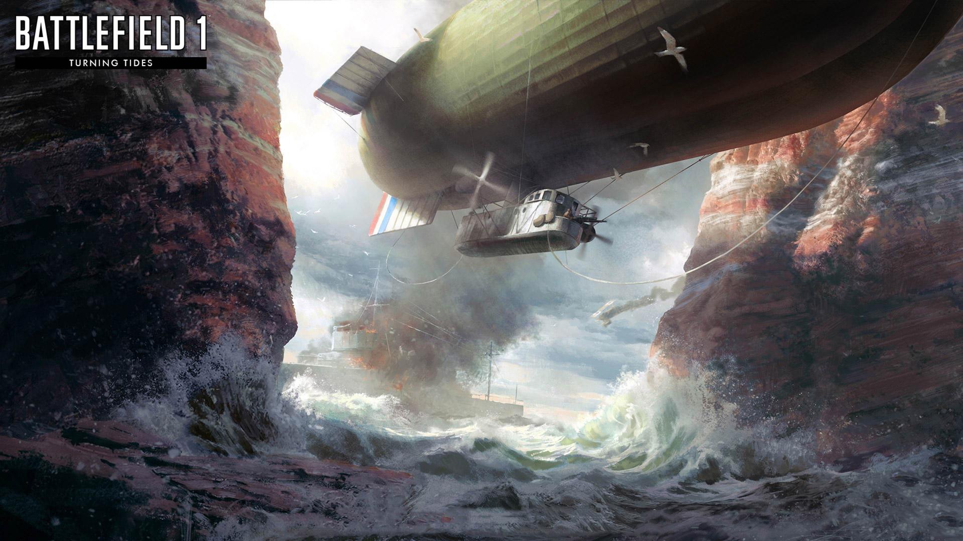 Battlefield 1 Wallpaper in 1920x1080