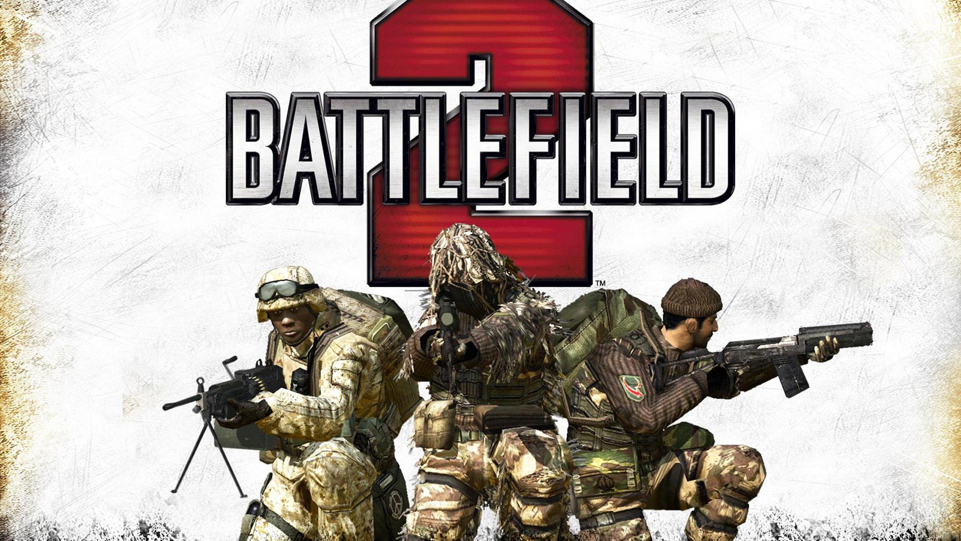 Battlefield 2 Wallpaper in 1920x1080