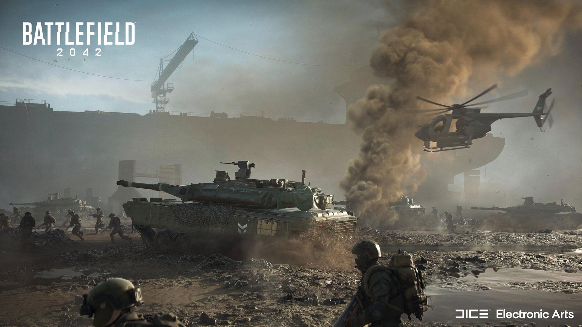 Free Battlefield 2042 Wallpaper in 1920x1080
