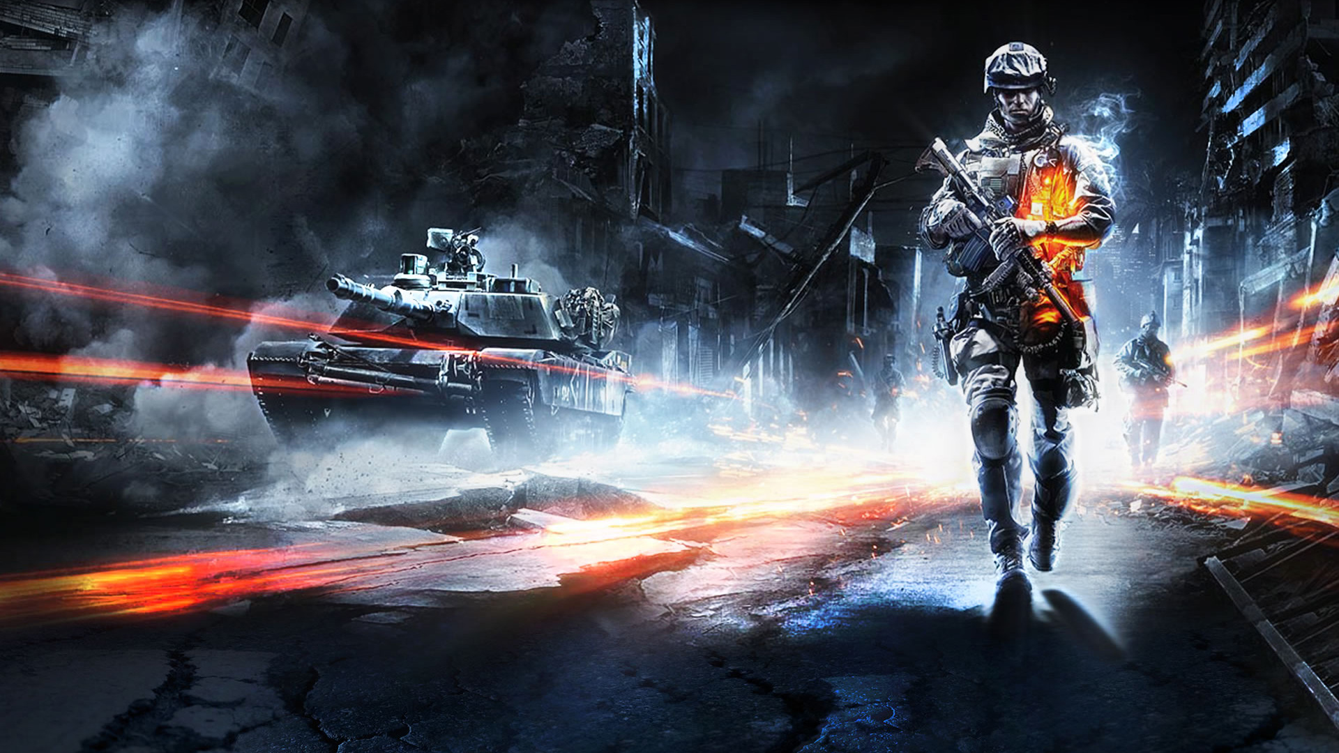 Battlefield 3 Wallpaper in 1920x1080