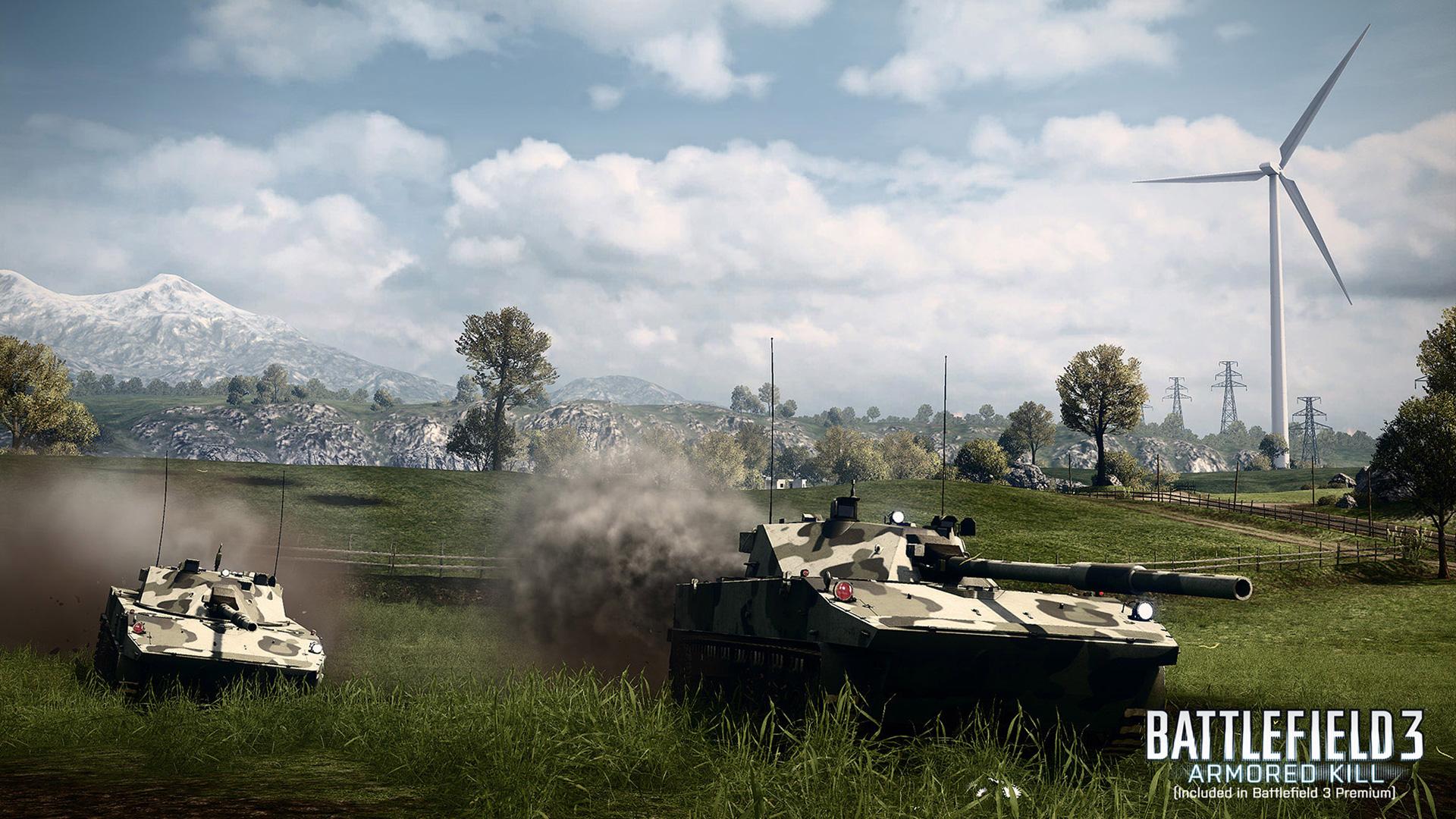 Battlefield 3 Wallpaper in 1920x1080