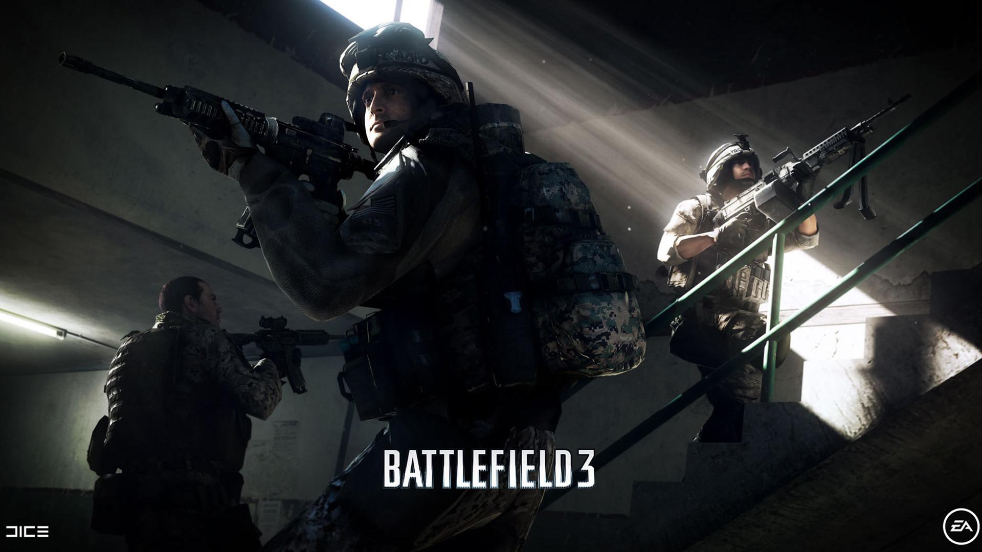 Free Battlefield 3 Wallpaper in 1920x1080