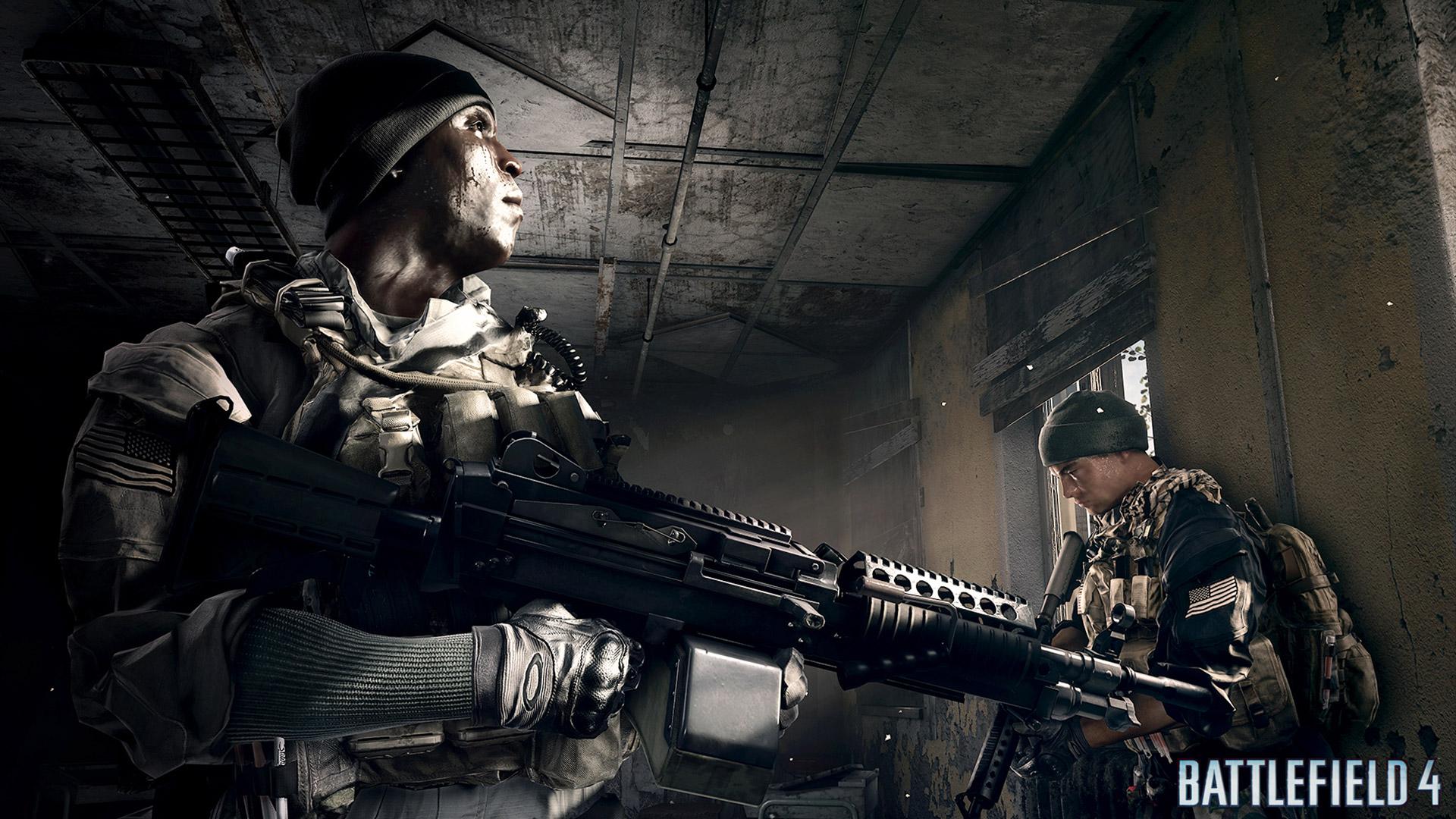 Free Battlefield 4 Wallpaper in 1920x1080