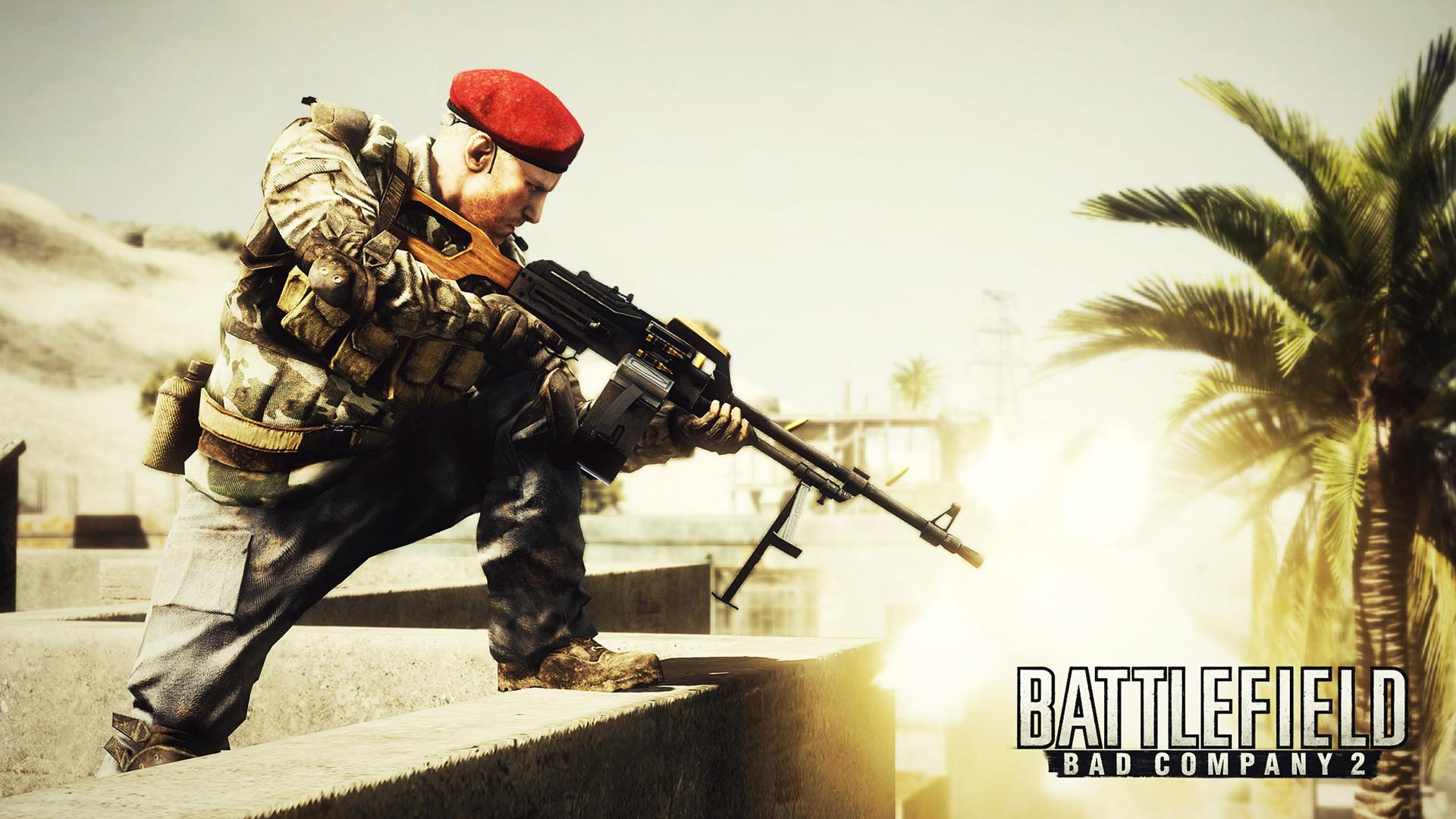 Battlefield: Bad Company 2 Wallpaper in 1920x1080