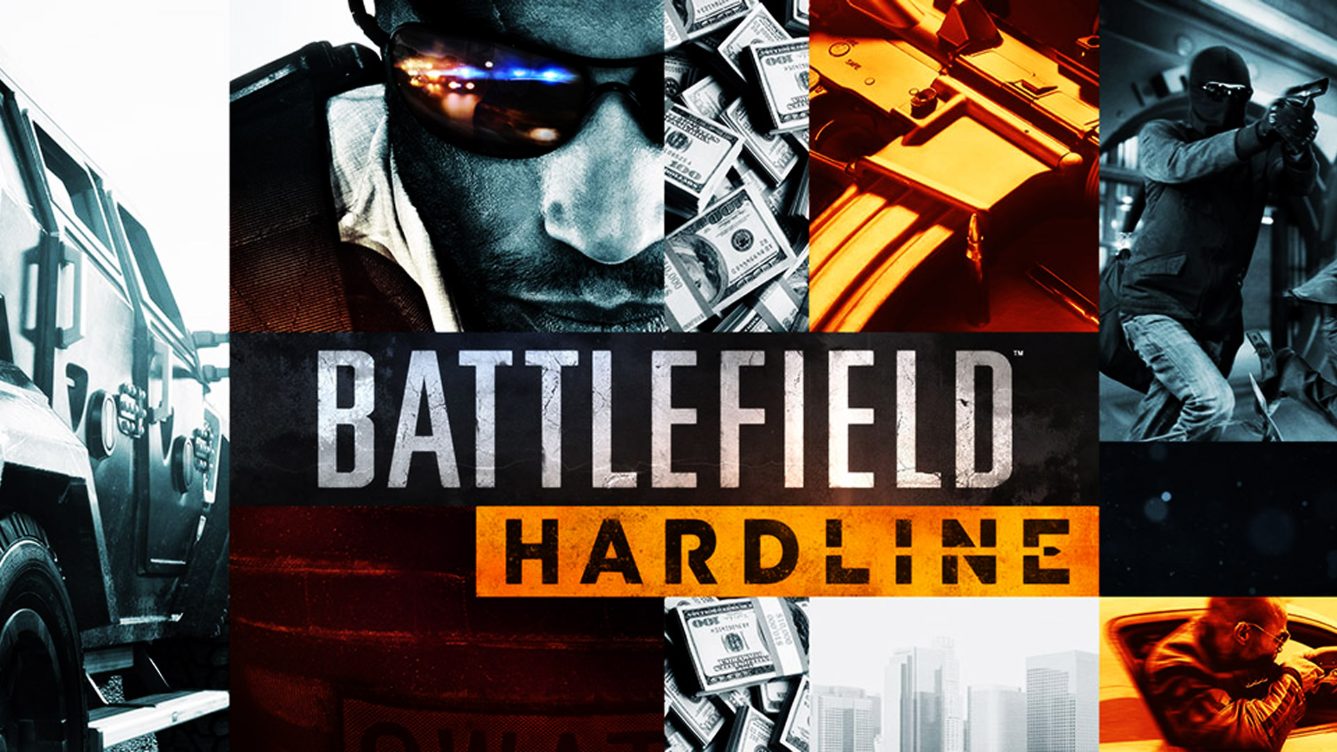 Battlefield: Hardline Wallpaper in 1920x1080