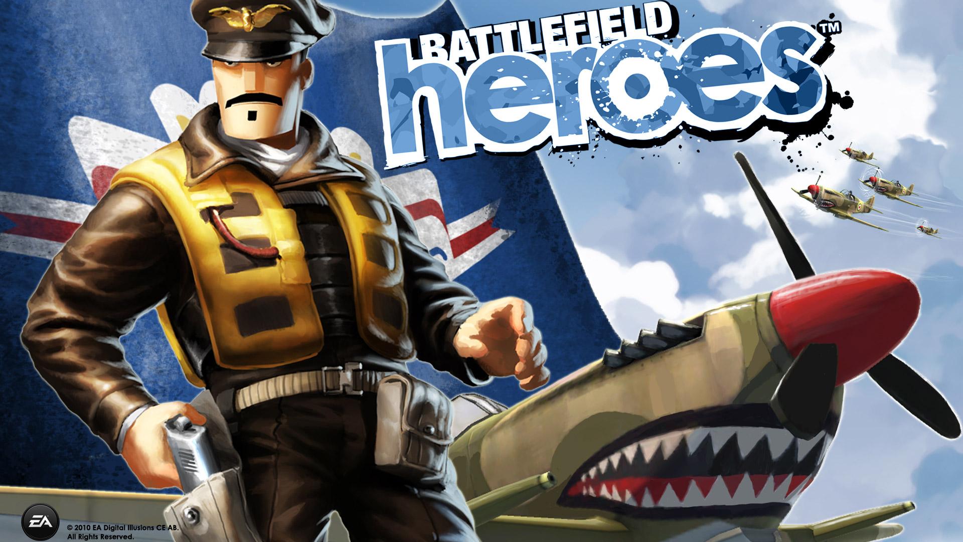 Free Battlefield Heroes Wallpaper in 1920x1080