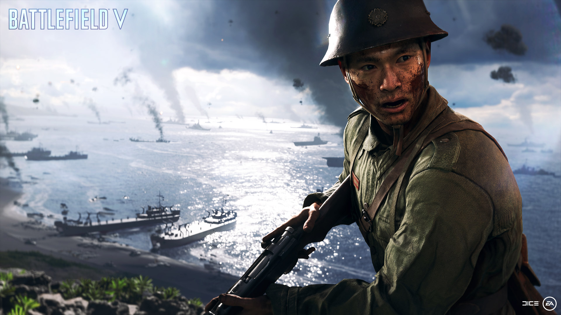 Battlefield V Wallpaper in 1920x1080