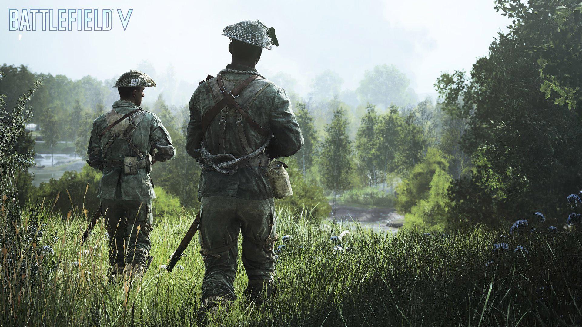 Free Battlefield V Wallpaper in 1920x1080