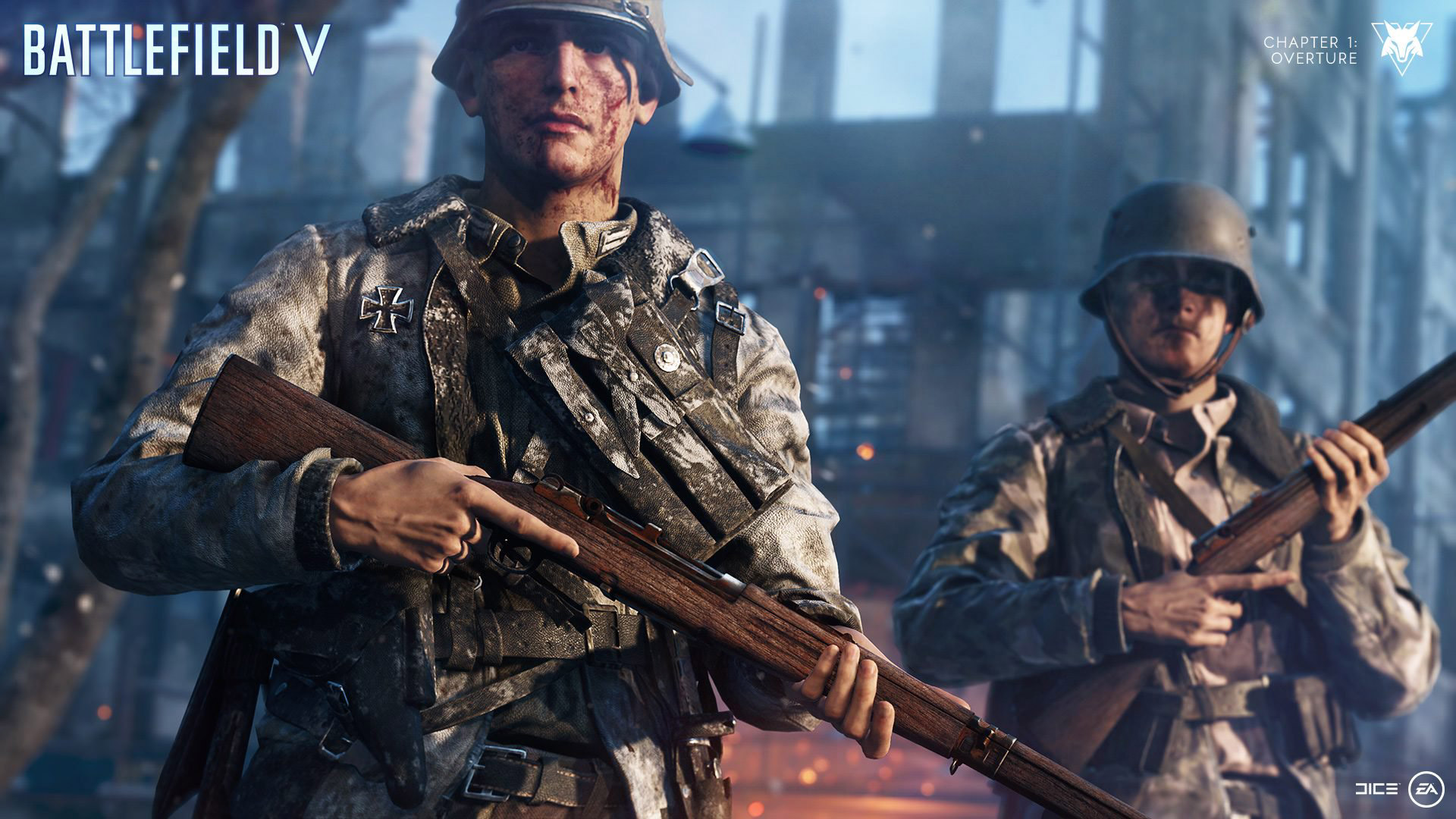 Free Battlefield V Wallpaper in 1920x1080